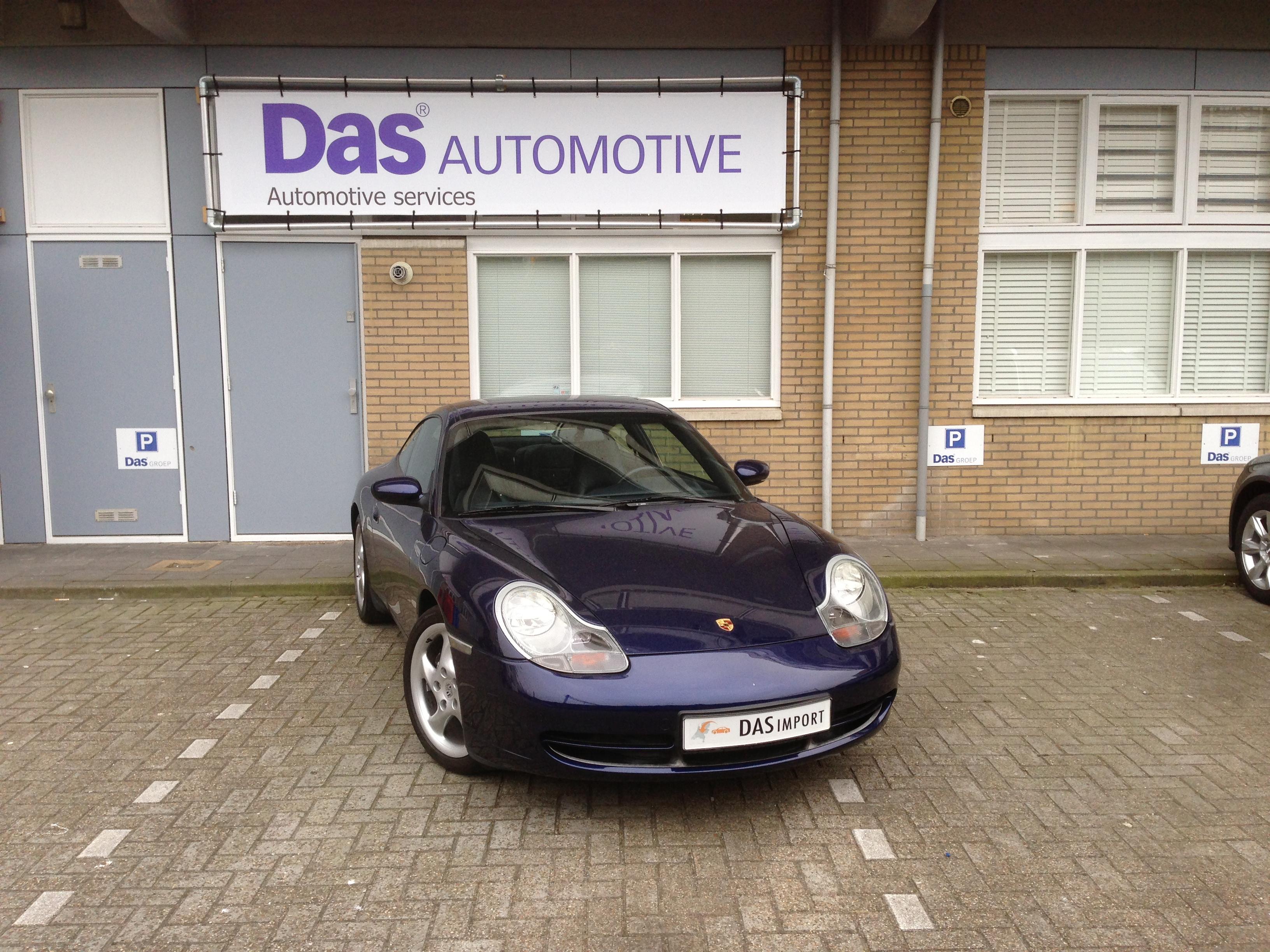 Importauto: Porsche 911 - 3.4 Coupe Carrera 9/2001