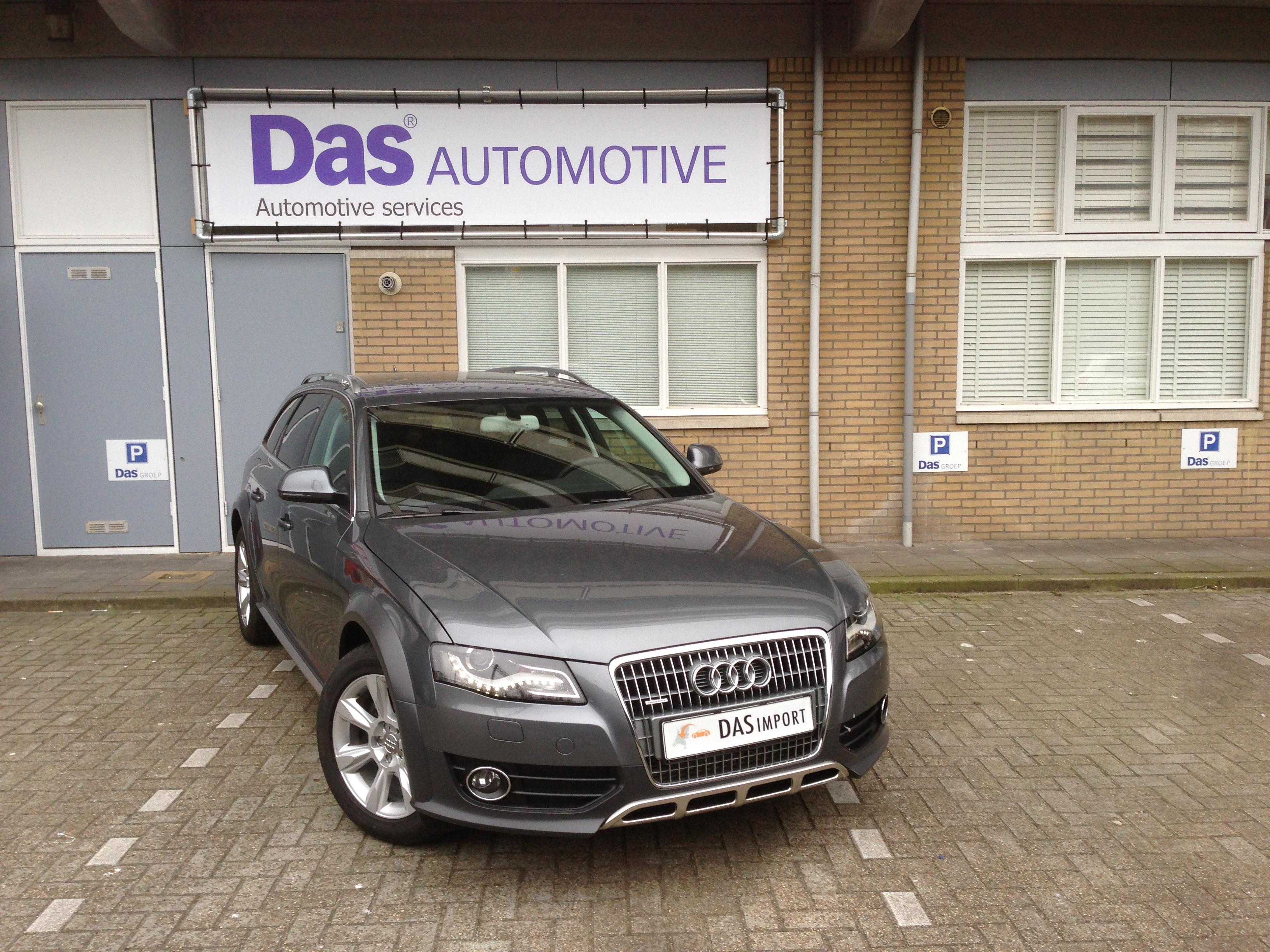 Importauto: Audi A4 Allroad - 2.0 TDI quattro 1/2012