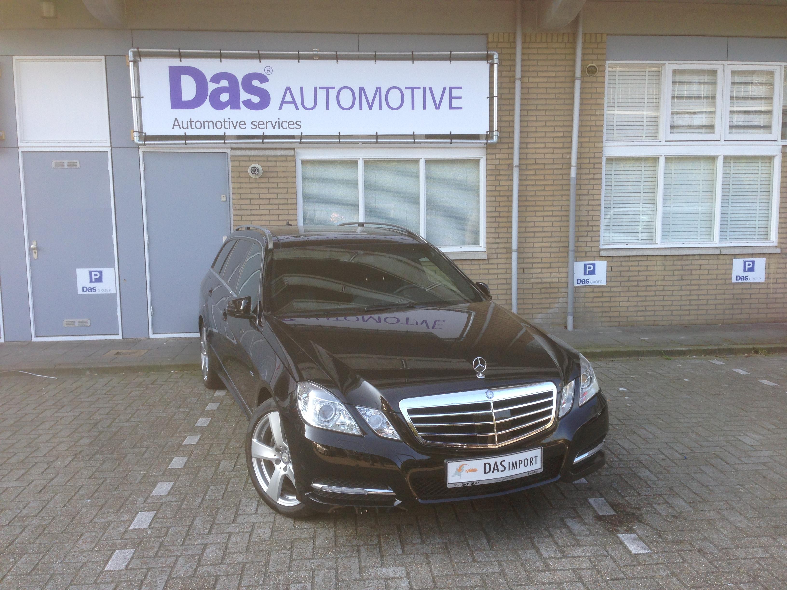 Importauto: Mercedes-Benz E-klasse Estate - 200 CGI Avantgarde 1/2012