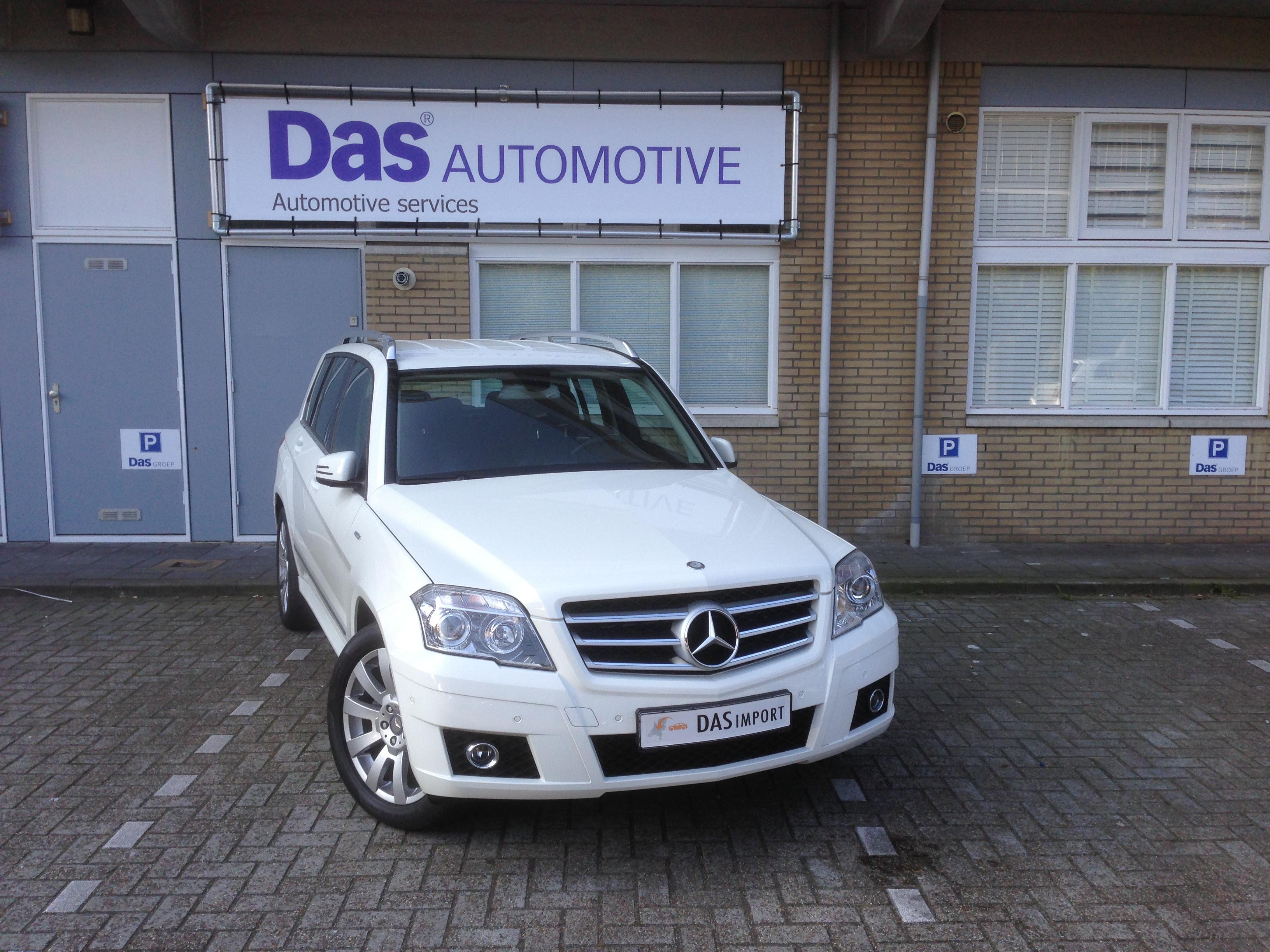 Importauto: Mercedes-Benz GLK-klasse - 220 CDI 9/2011