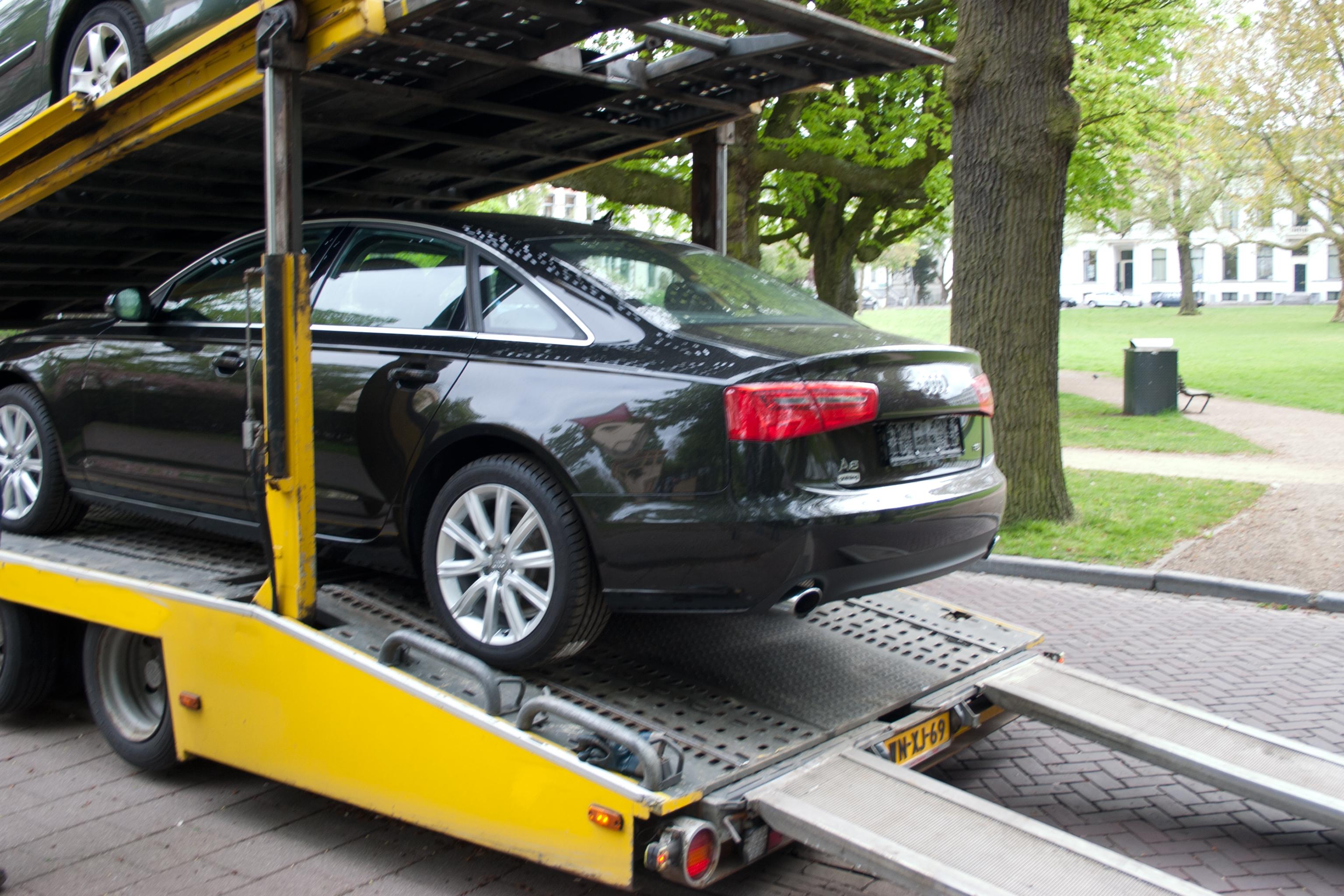 Importauto: Audi A6 - 2.8 FSI 11/2011