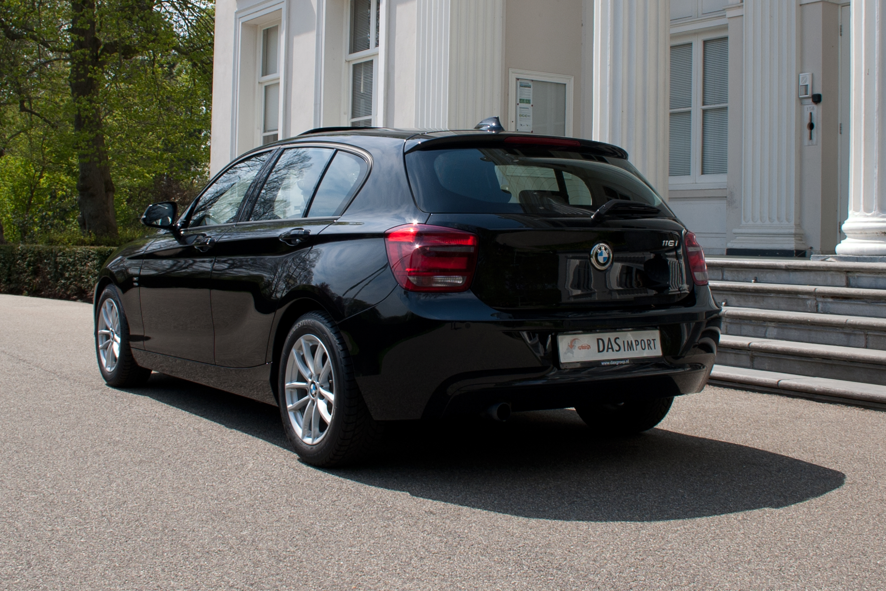 importauto bmw 1 serie 116i 3 2012. Black Bedroom Furniture Sets. Home Design Ideas