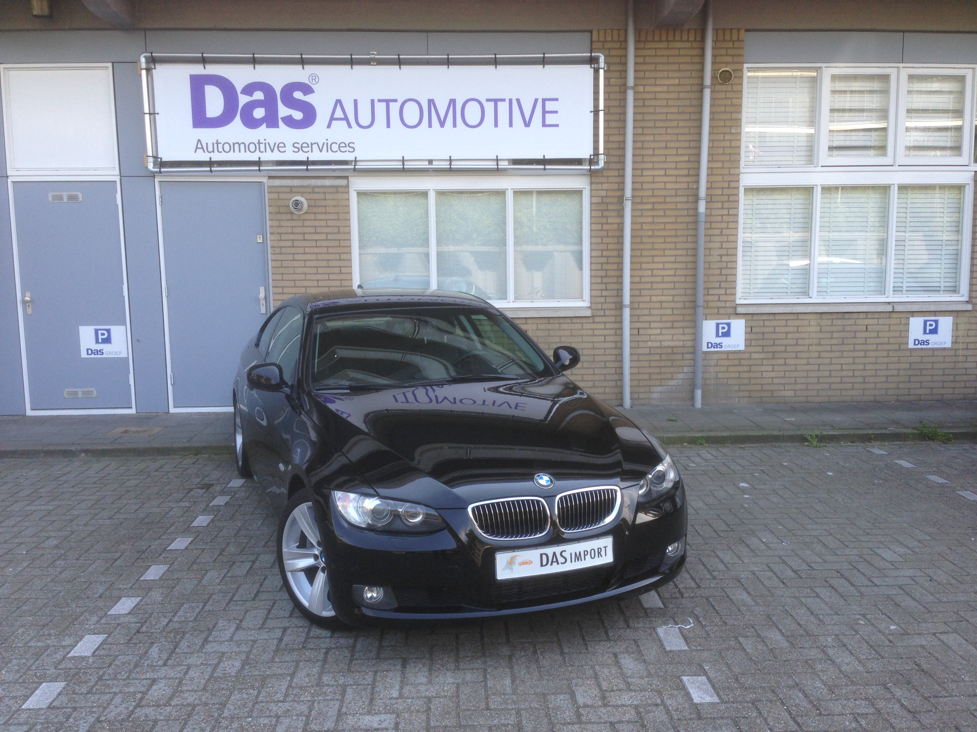 Importauto: BMW 3-serie Coupe - 330d 2/2010