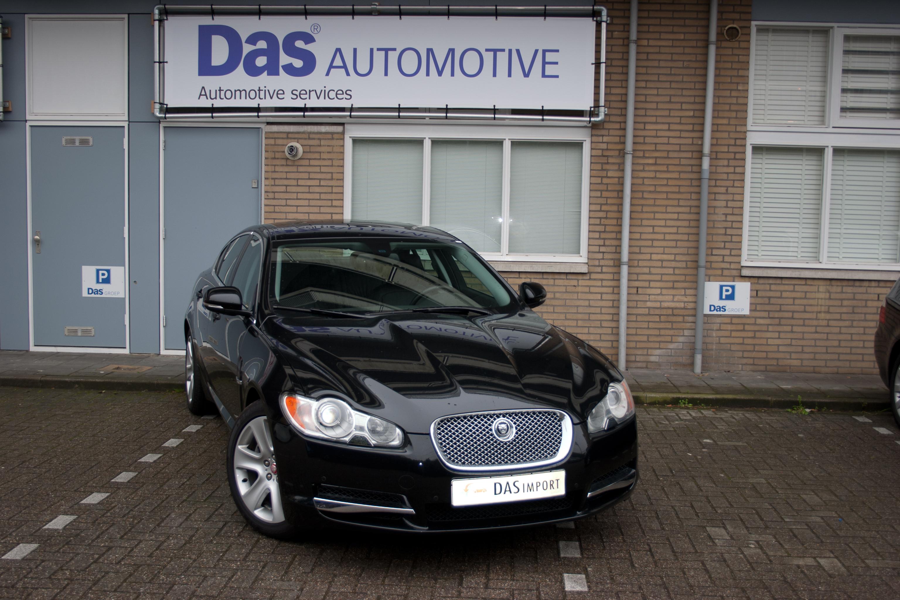 Importauto: Jaguar XF - 3.0D V6 Premium Luxury 7/2011