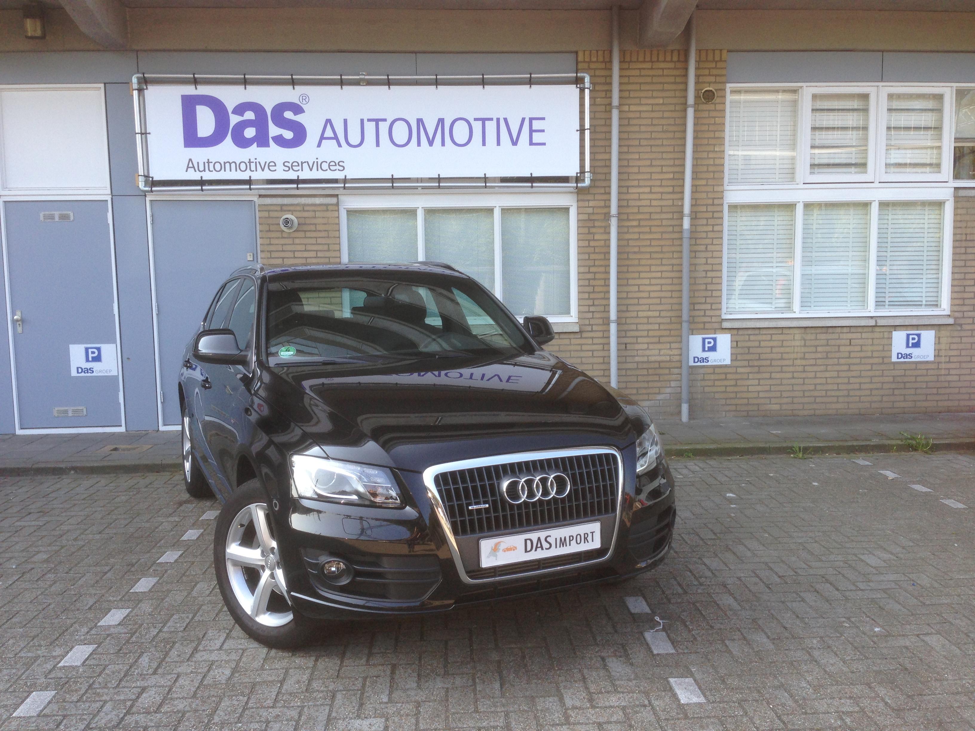 Importauto: Audi Q5 - 2.0 TFSI quattro 1/2011