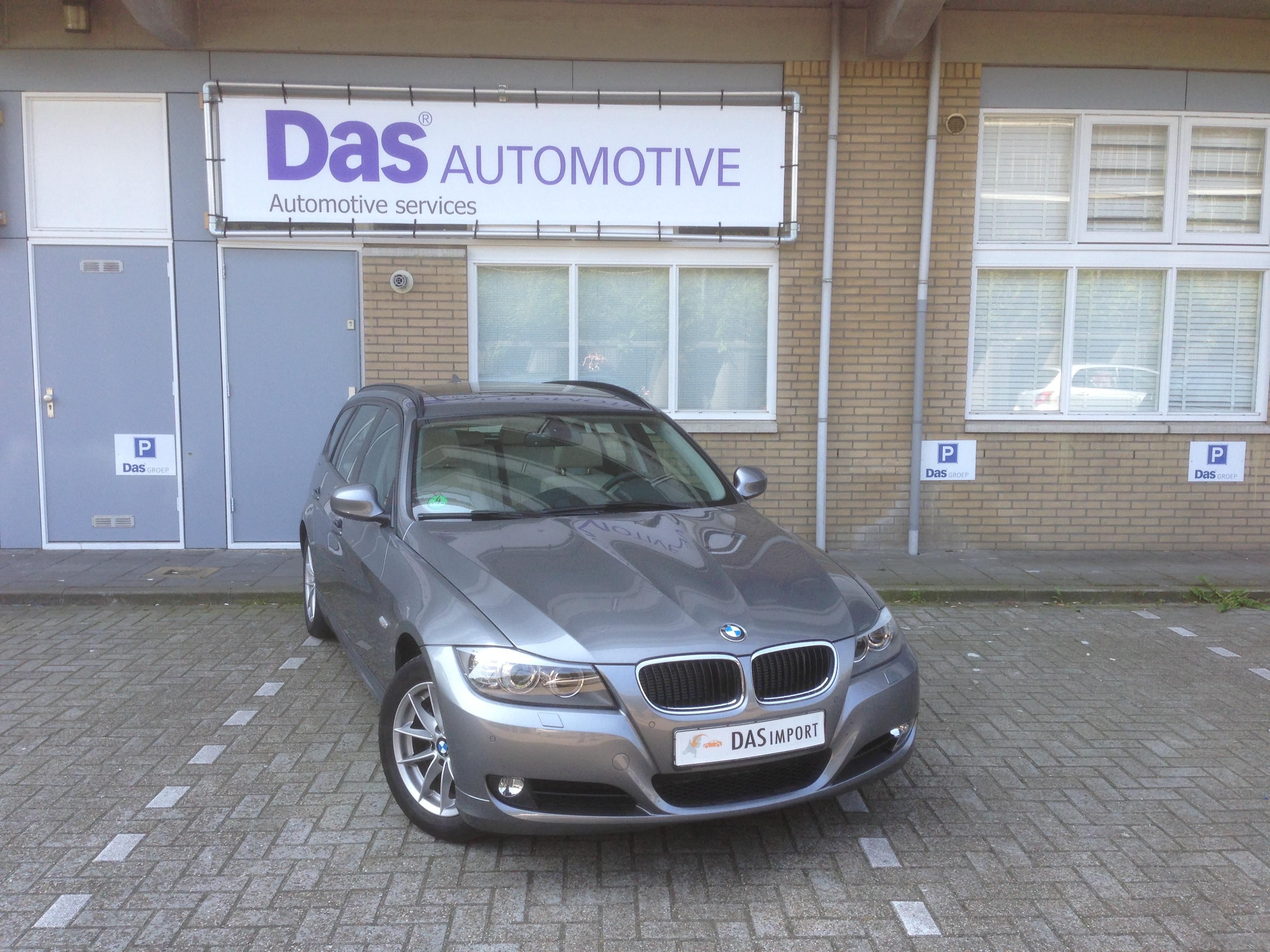 Importauto: BMW 3-serie - 320i Touring 3/2012