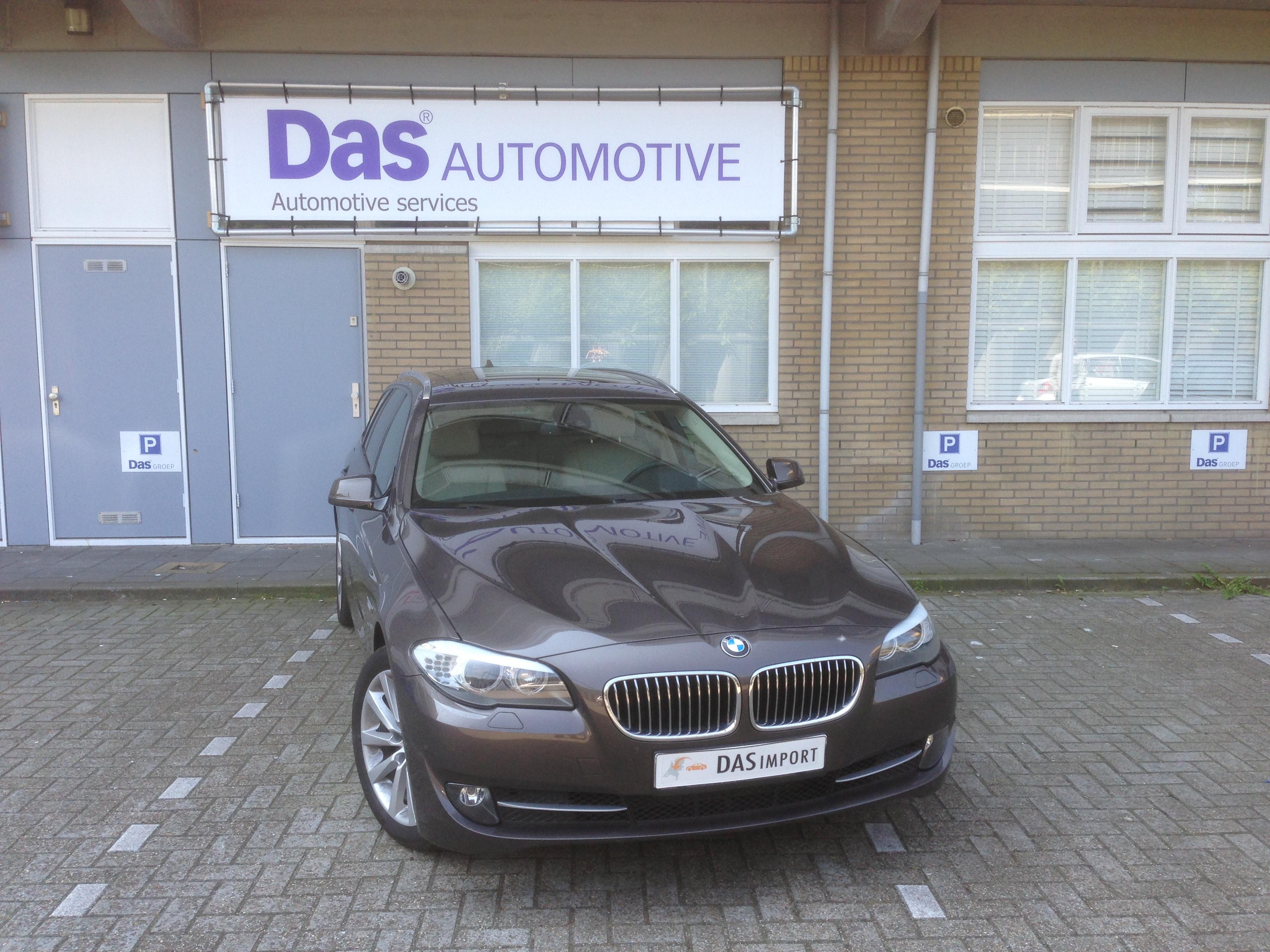 Importauto: BMW 520dA Touring F11 5/2012