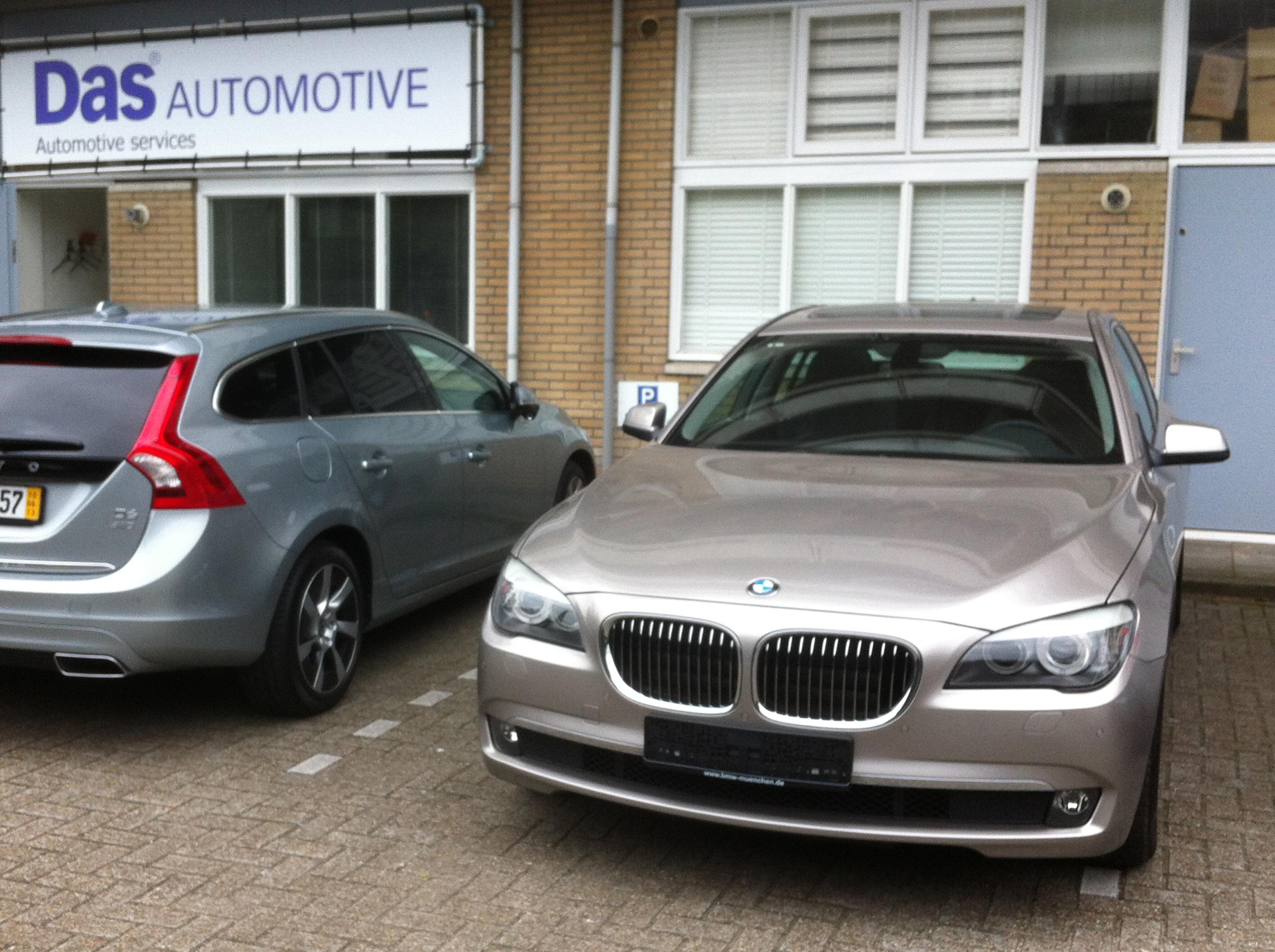 Importauto: BMW 730dA 1/2010