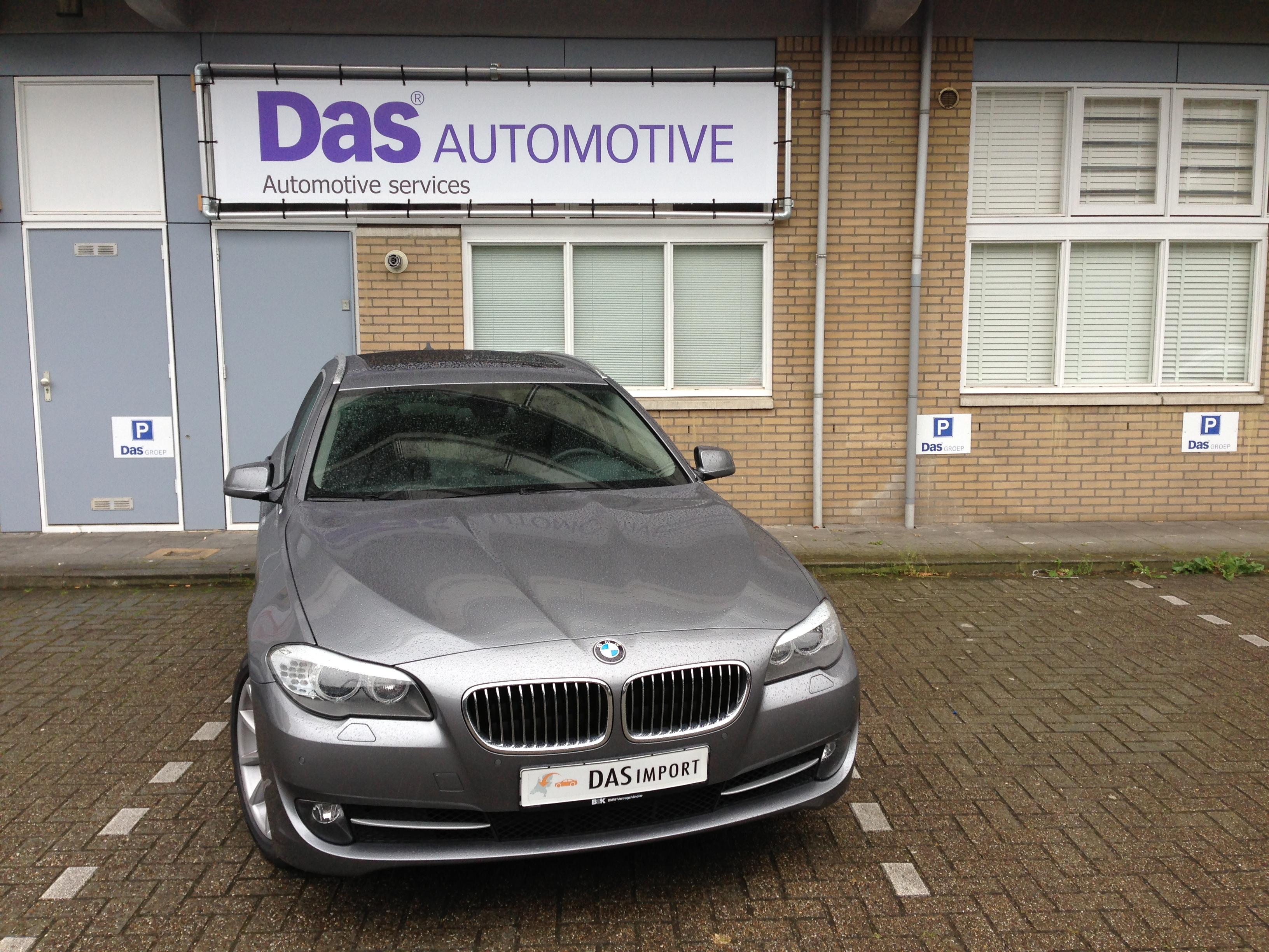 Importauto: BMW 520d Touring 5/2012
