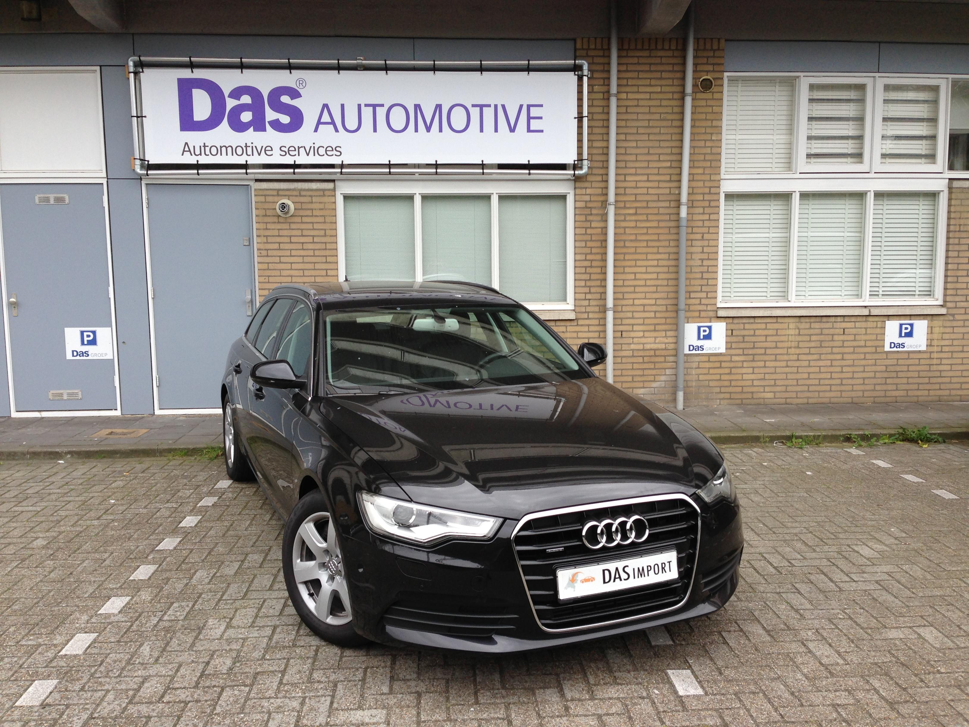 Importauto: Audi A6 Avant 3.0 TDI 7/2012