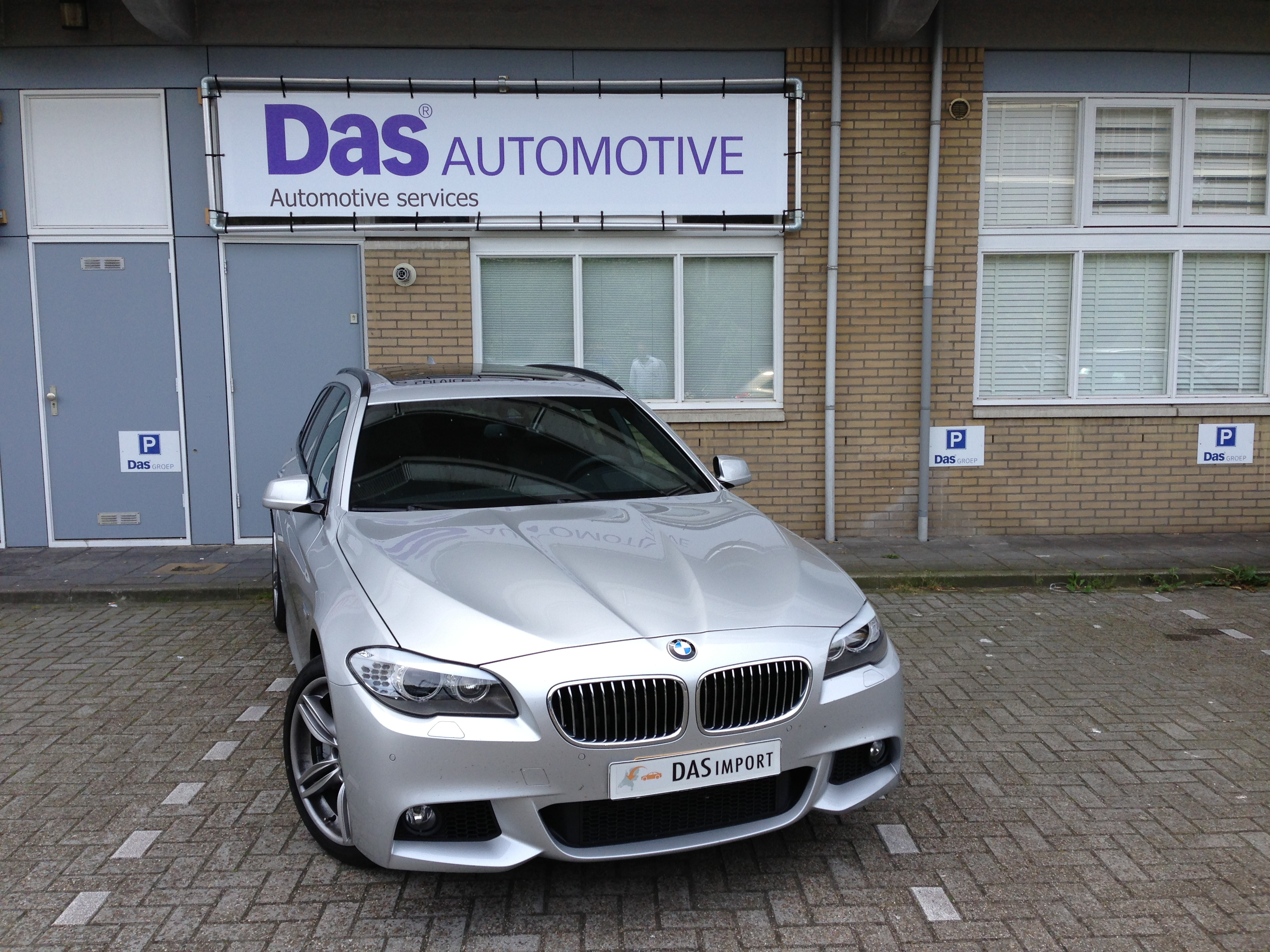 Importauto: BMW 535 D Touring X Drive 7/2013