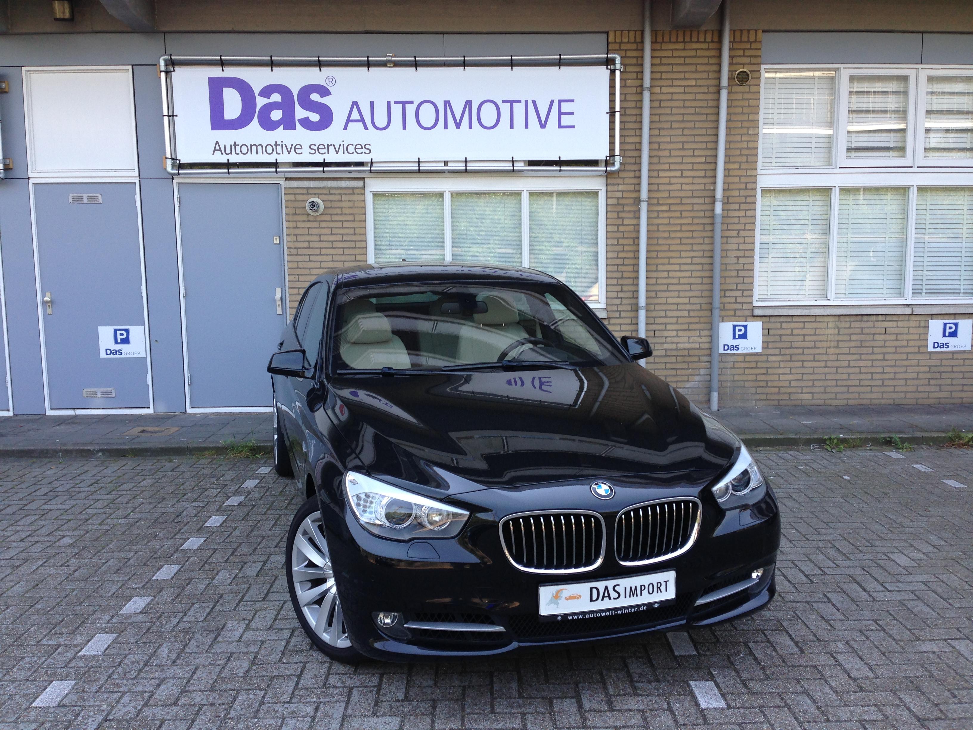 Importauto: BMW 535iA GT 1/2010