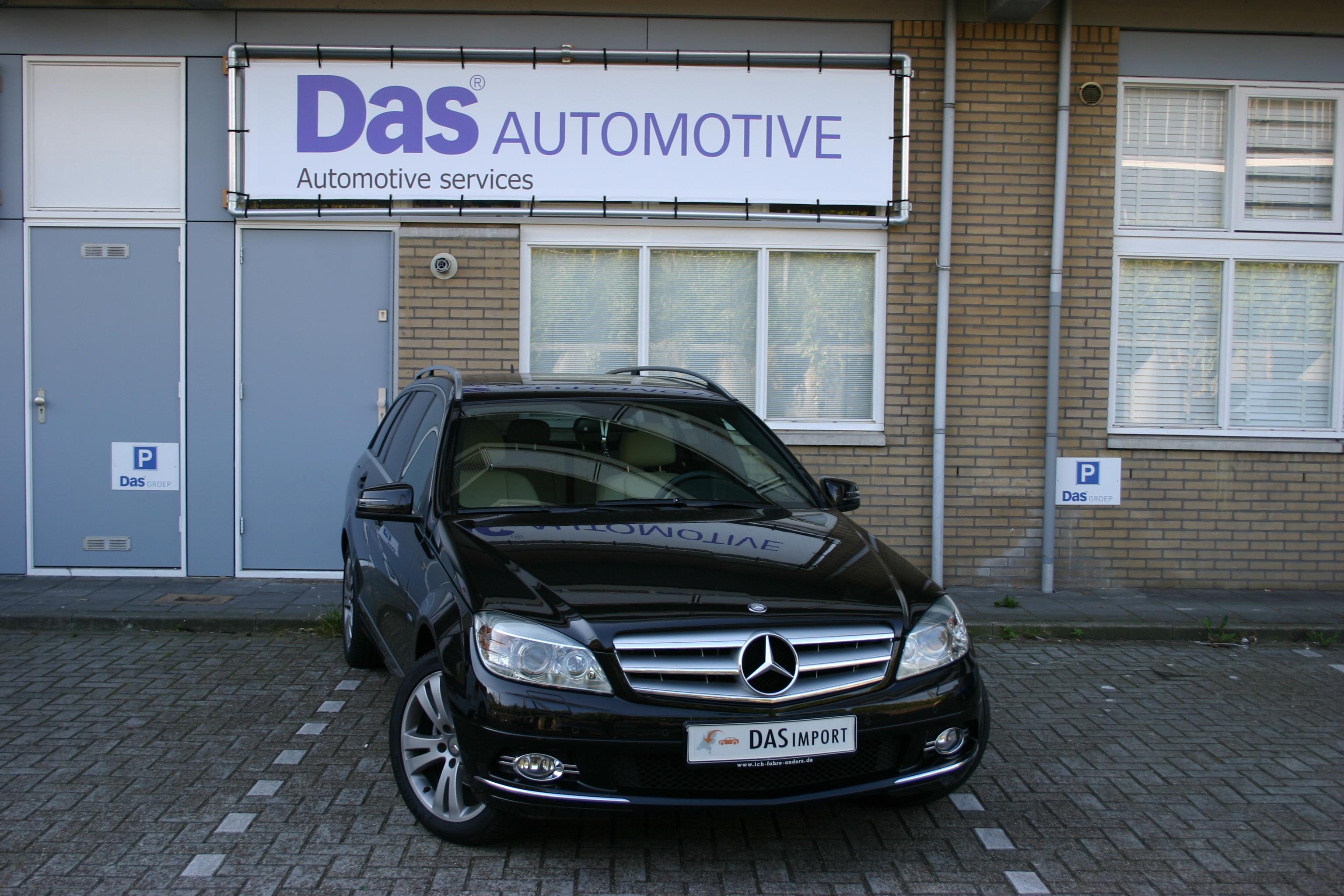 Importauto: Mercedes-Benz C180 1/2009