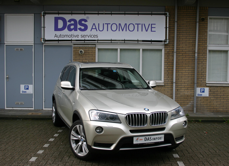 Importauto: BMW X3 35i xDrive 1/2011