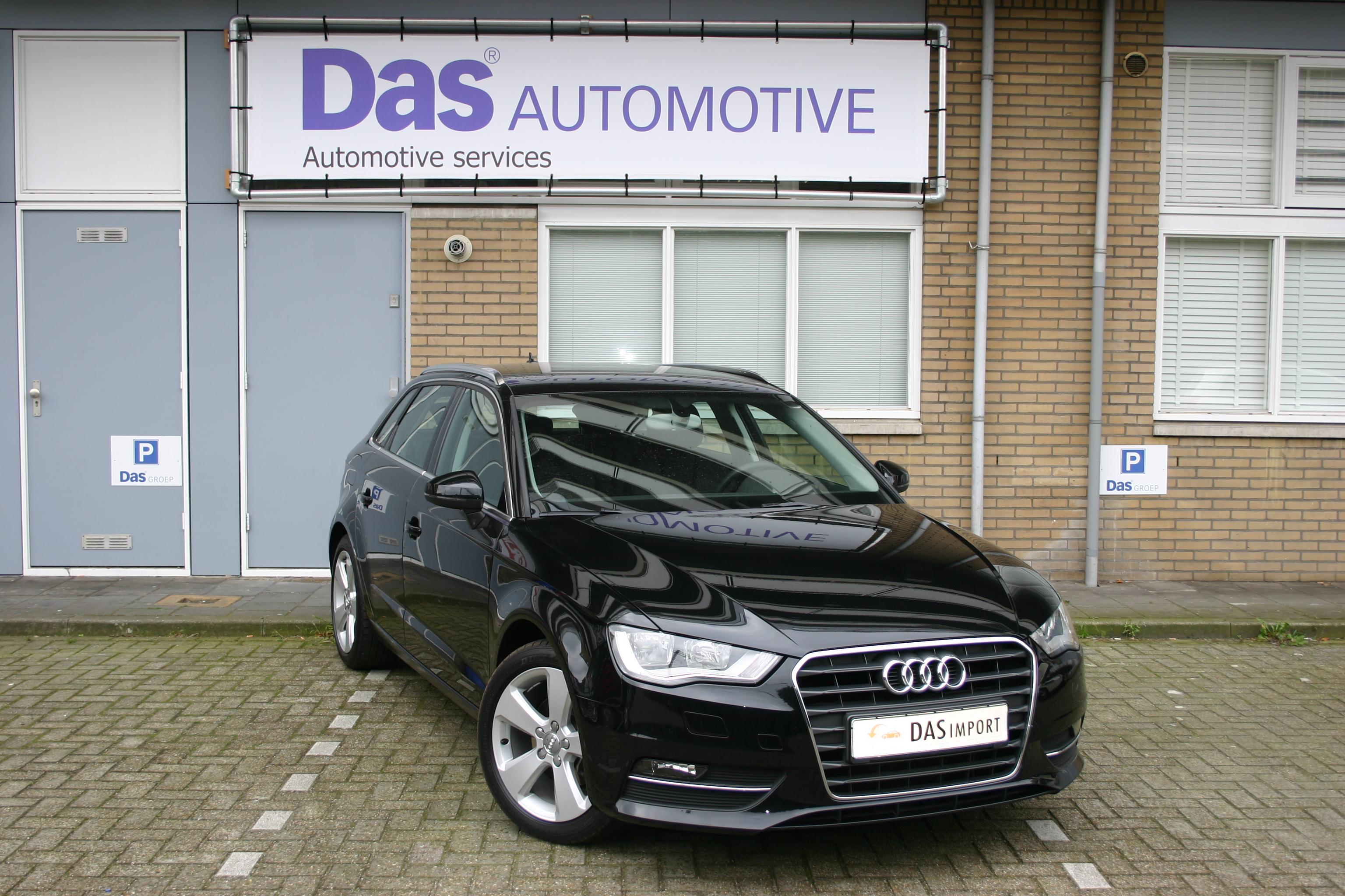 Importauto: Audi A3 Sportback 1.6 TDI Ambition 1/2013