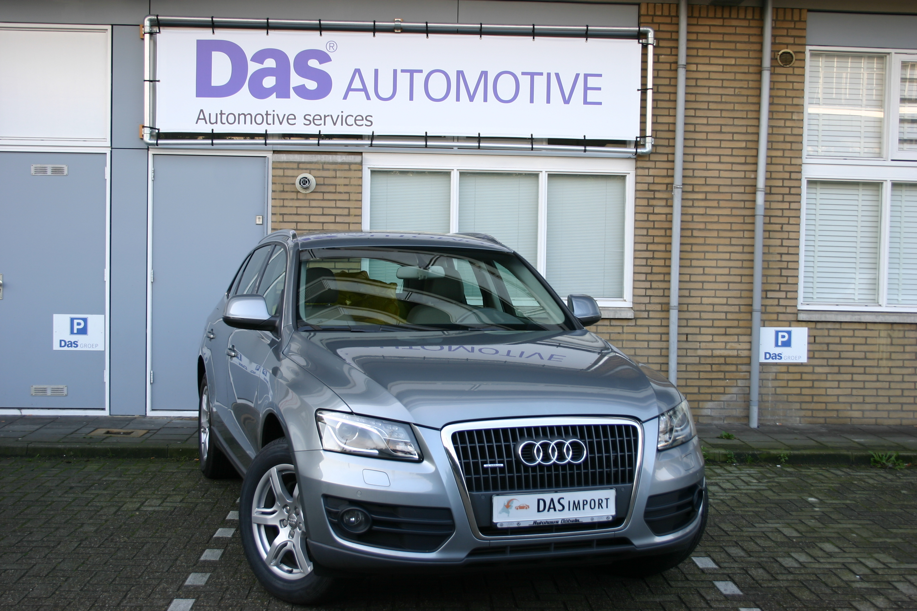 Importauto: Audi Q5 9/2009
