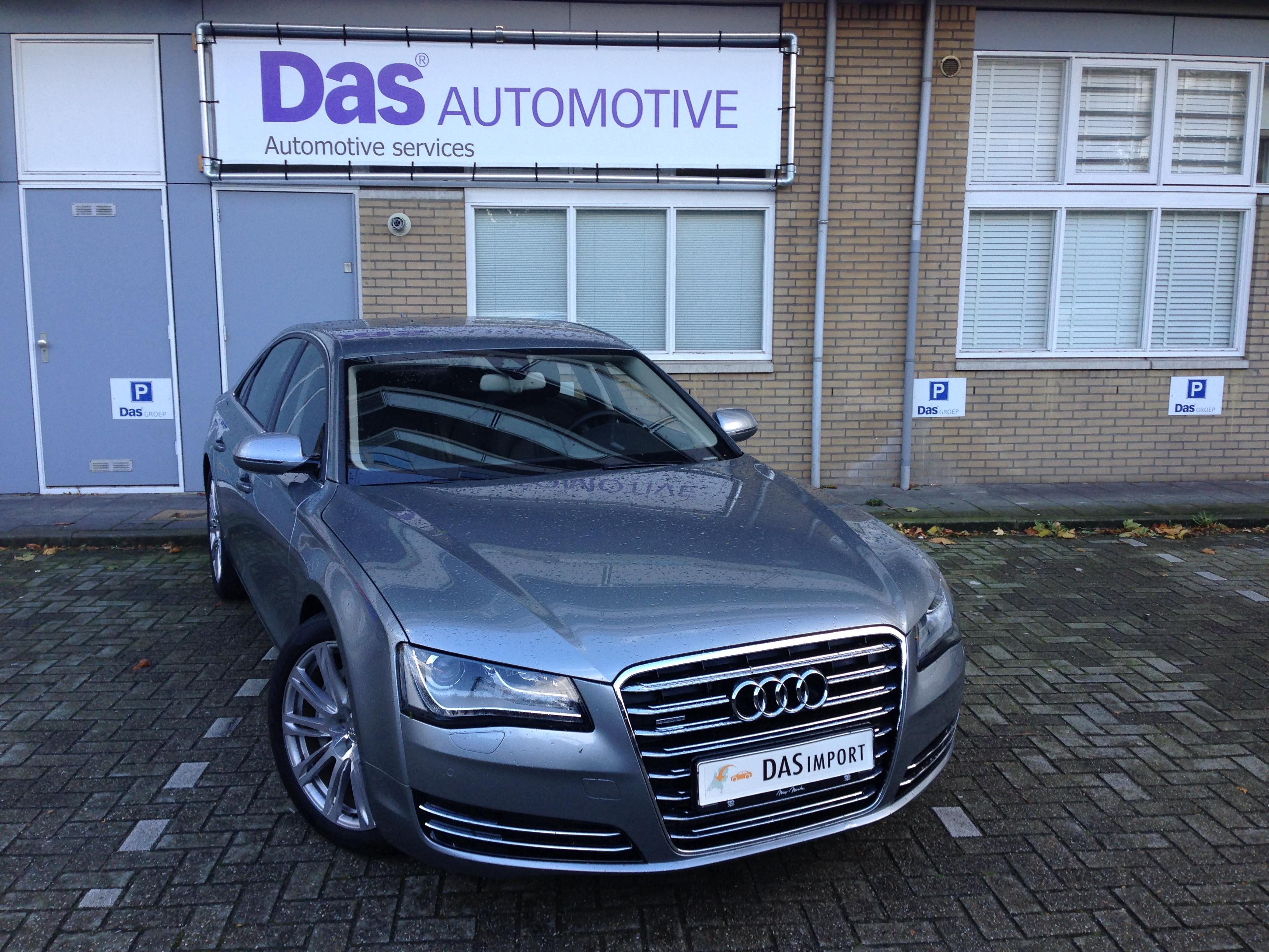 Importauto: Audi A8 3.0 TDI Quattro 4/2011
