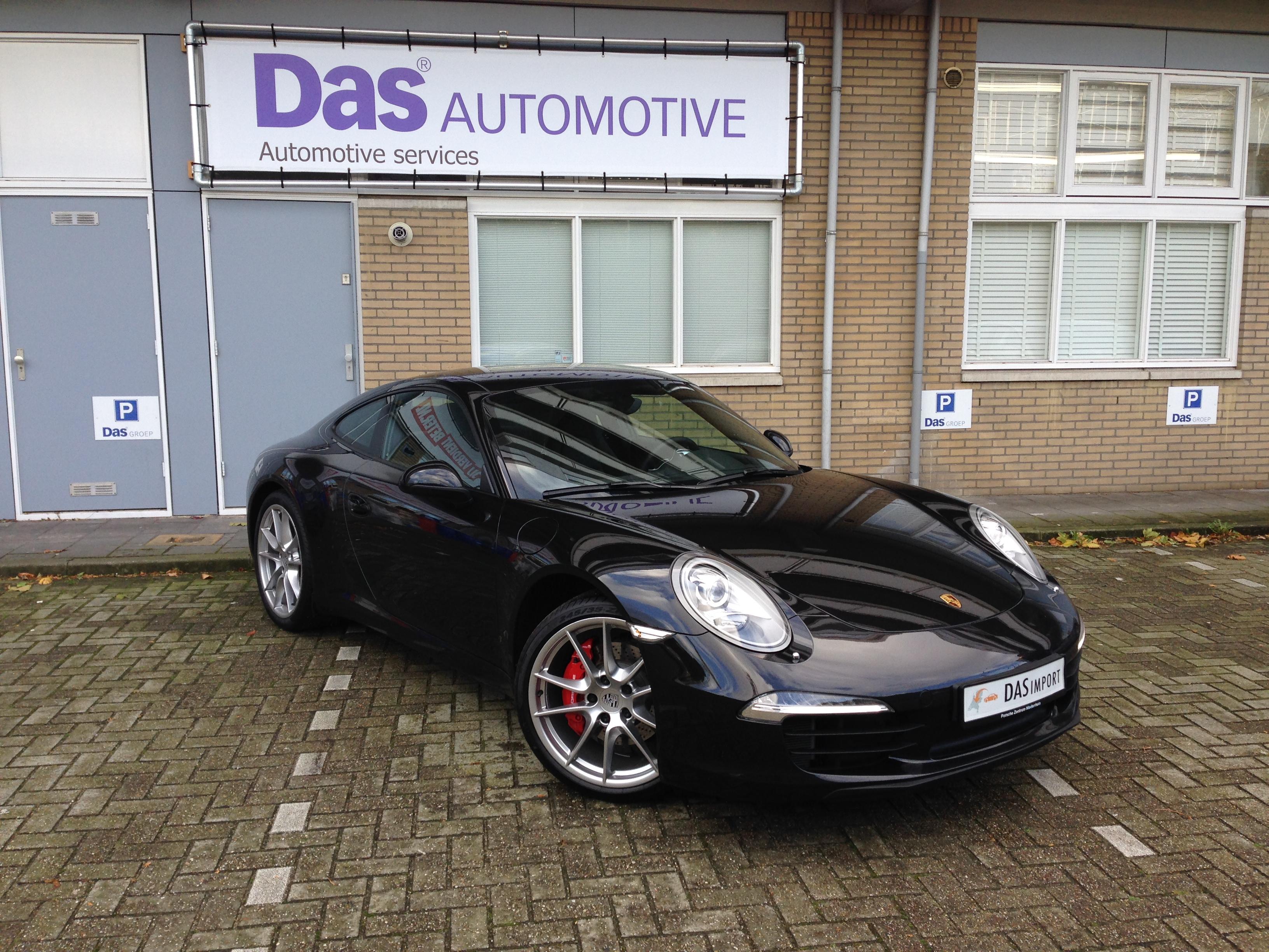 Importauto: Porsche 911 Carrera 2 3.8 Coupé S 4/2012