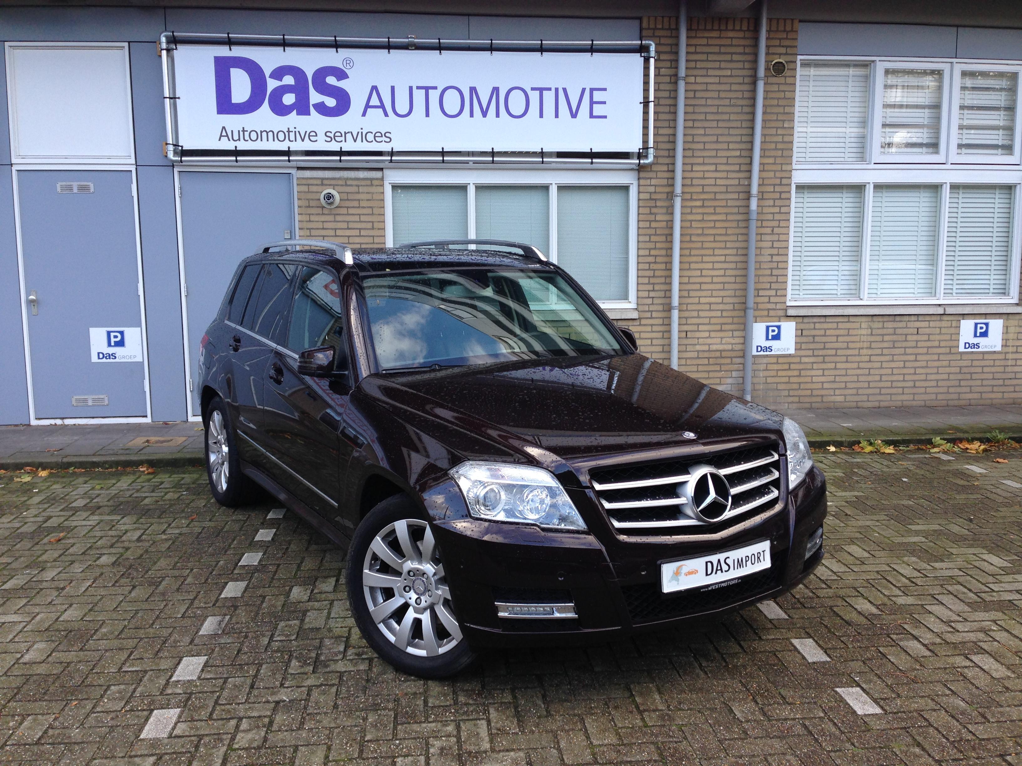 Importauto: Mercedes-Benz GLK 350 CDI 4-matic 7/2011