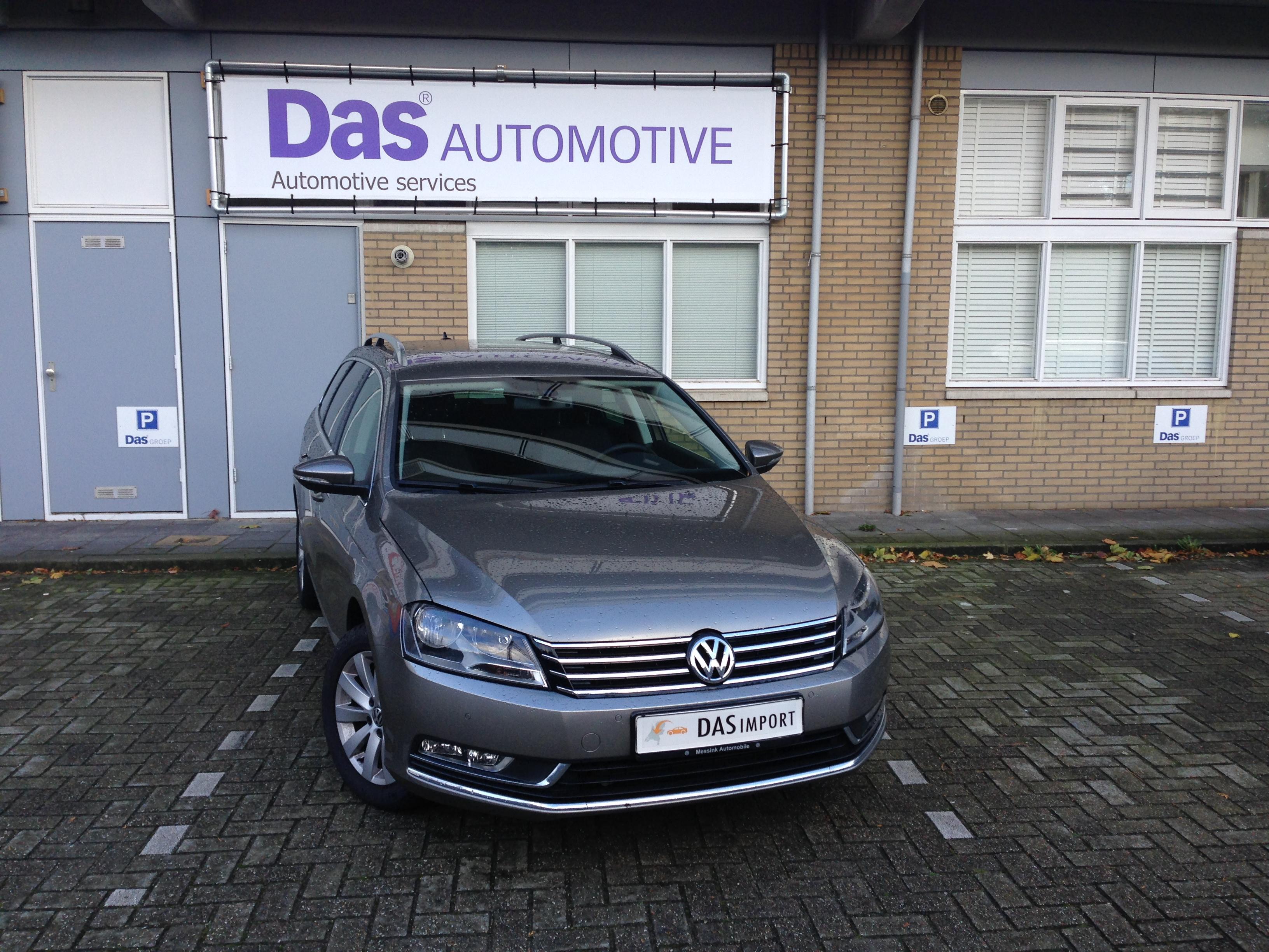 Importauto: Volkswagen Passat Variant 1.4 TSI Comfortline 9/2012