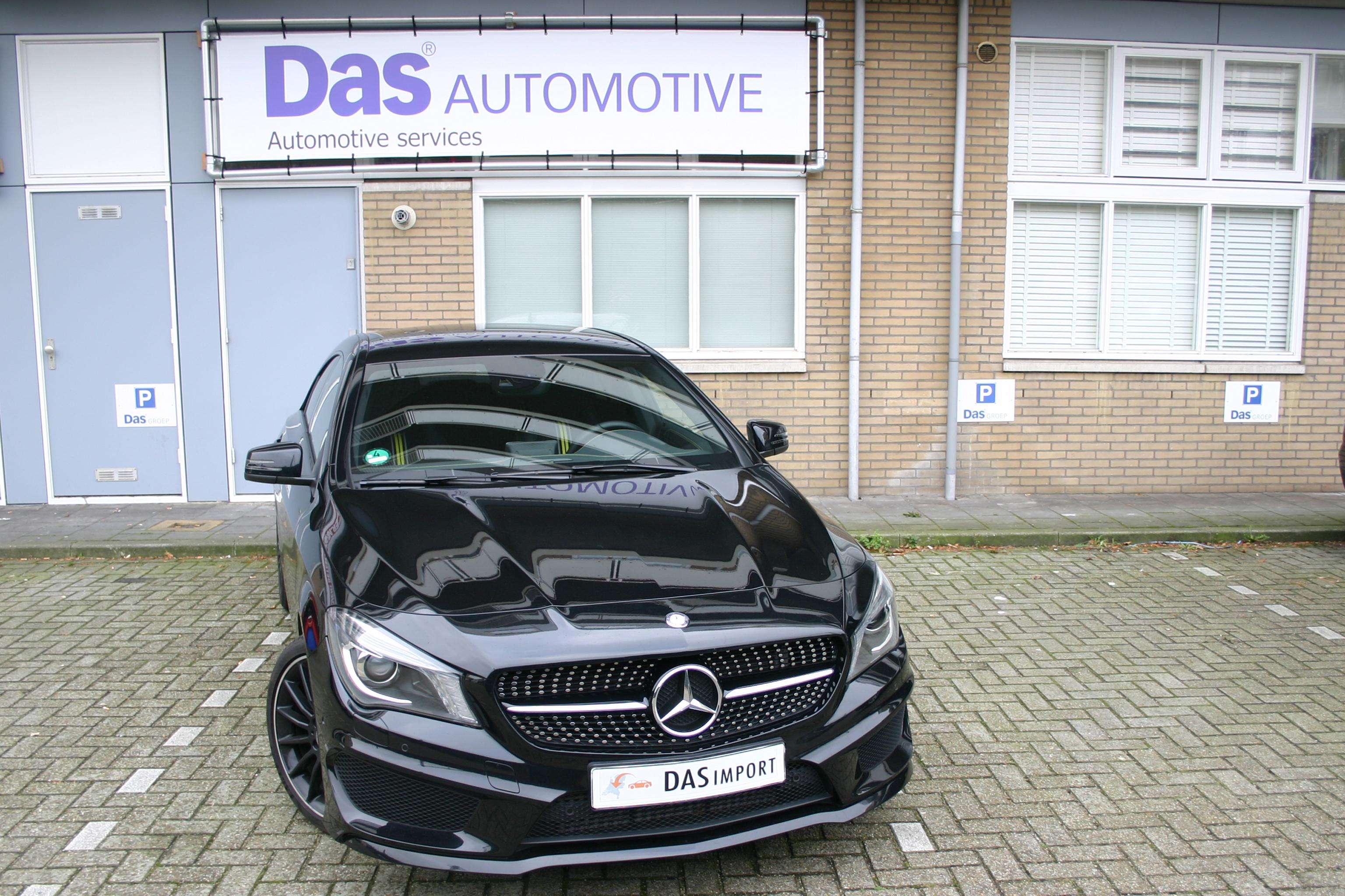 Importauto: Mercedes-Benz CLA 250 Edition 1 7/2013