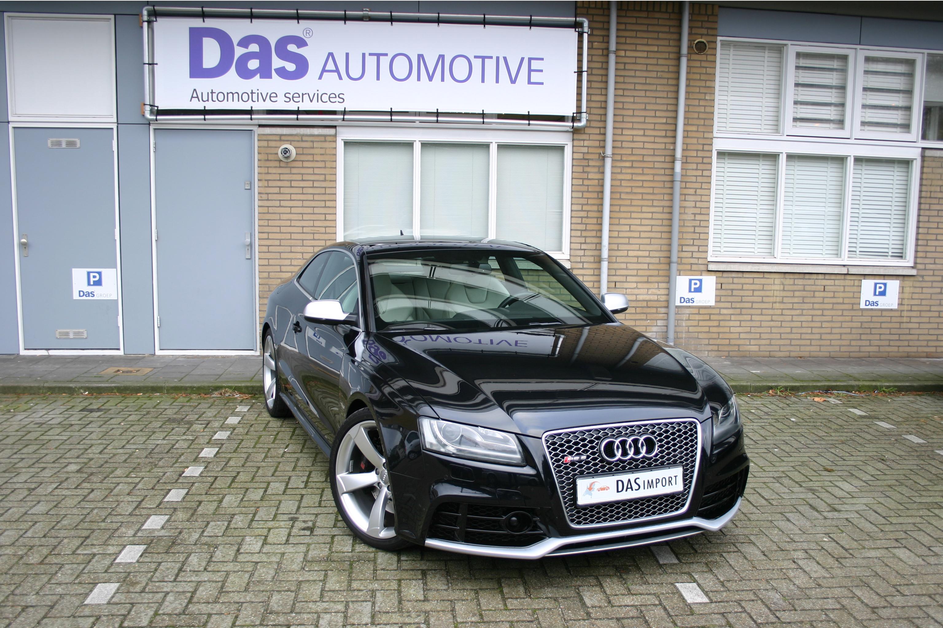 Importauto: Audi RS5 Coupé 4.2 FSI quattro S tronic 9/2010