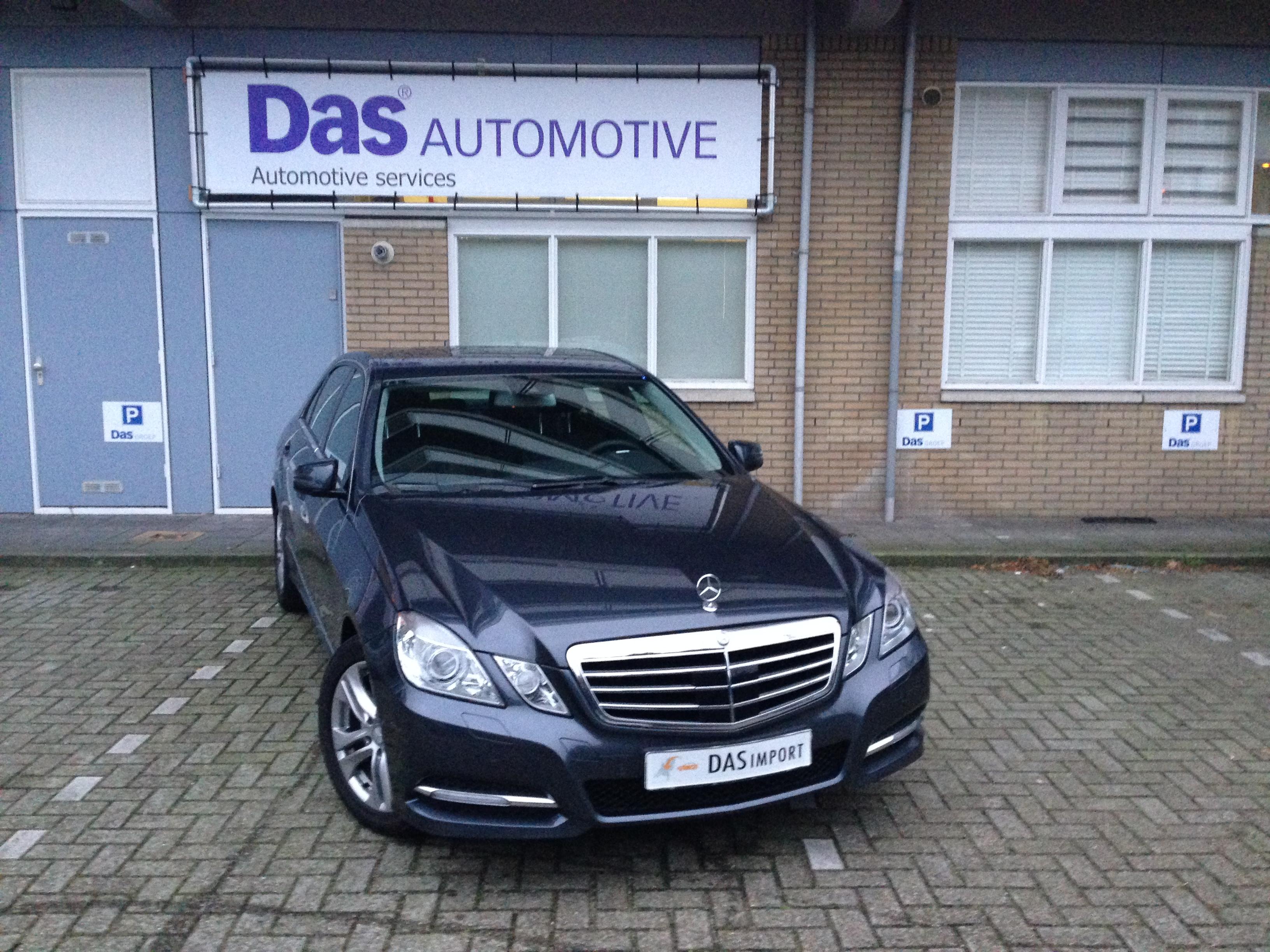 Importauto: Mercedes-Benz E220 CDI Avantgarde 7/2012