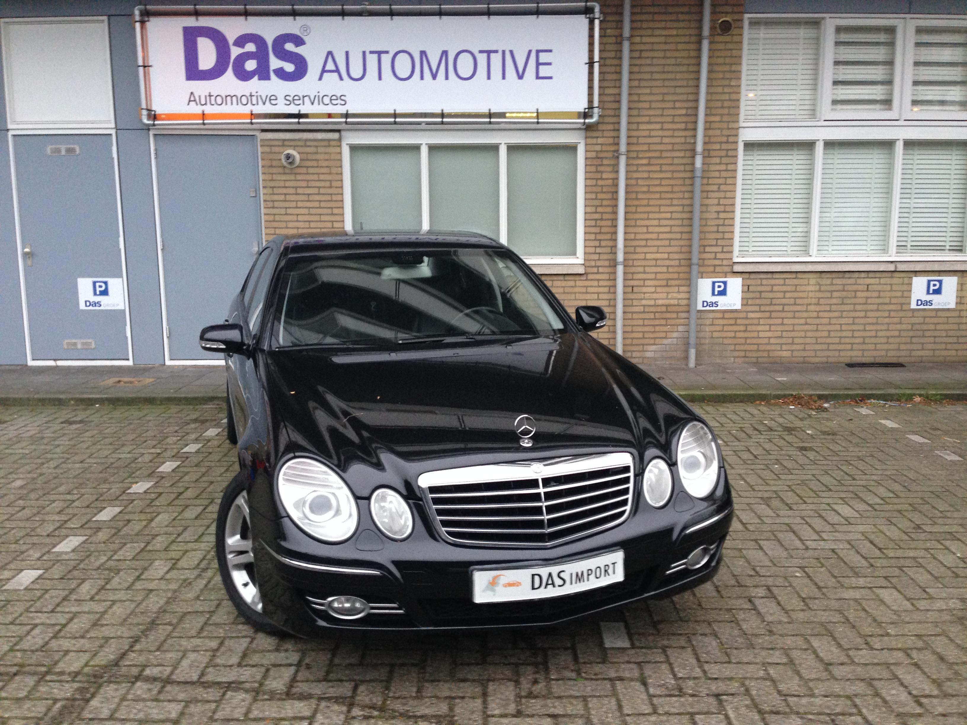 Importauto: Mercedes-Benz E320 CDI Avantgarde GEPANTSERD 11/2006