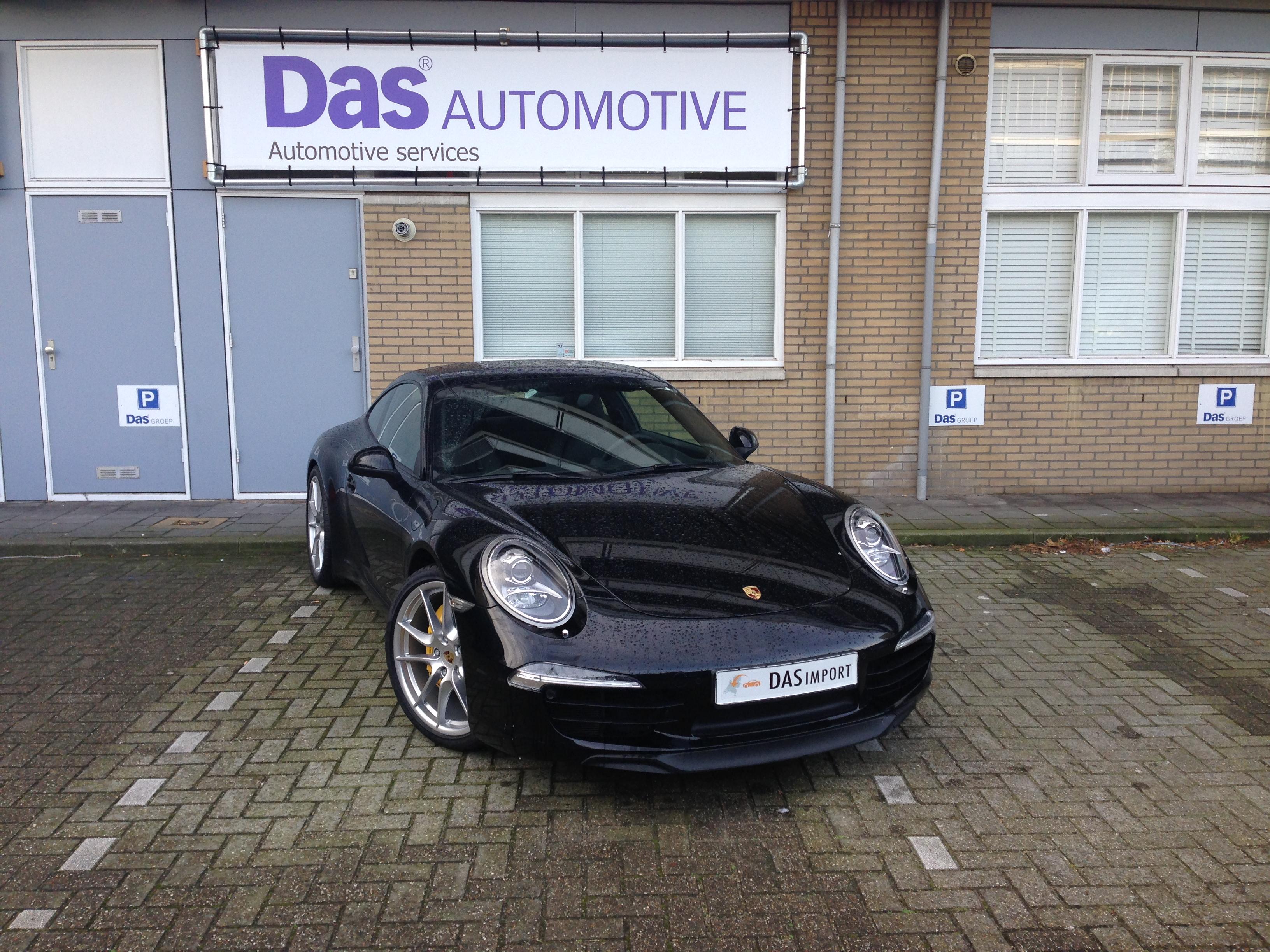 Importauto: Porsche 991 3.8 Carrera S  11/2011