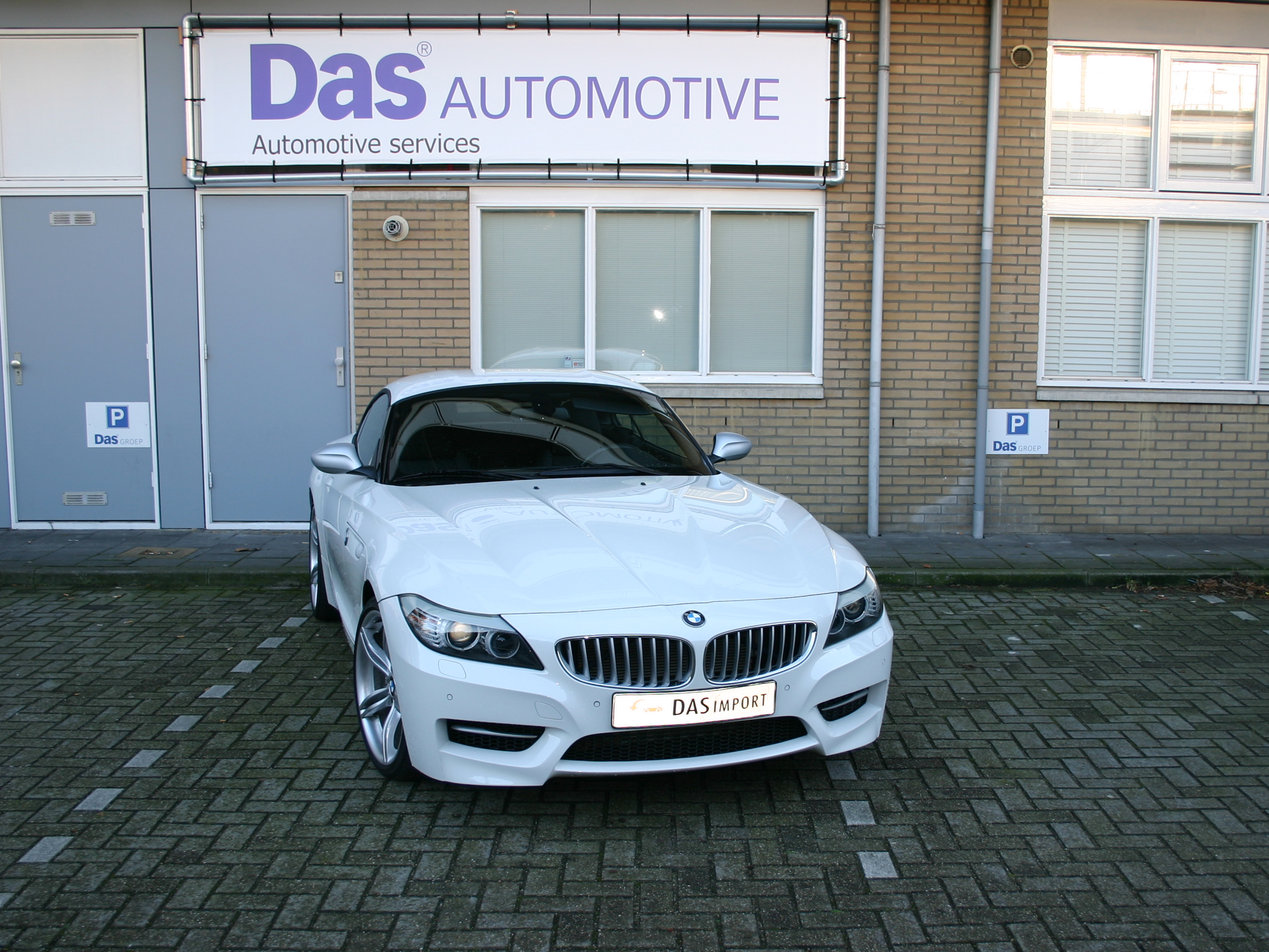 Importauto: BMW Z4 Roadster sDrive35is 6/2011