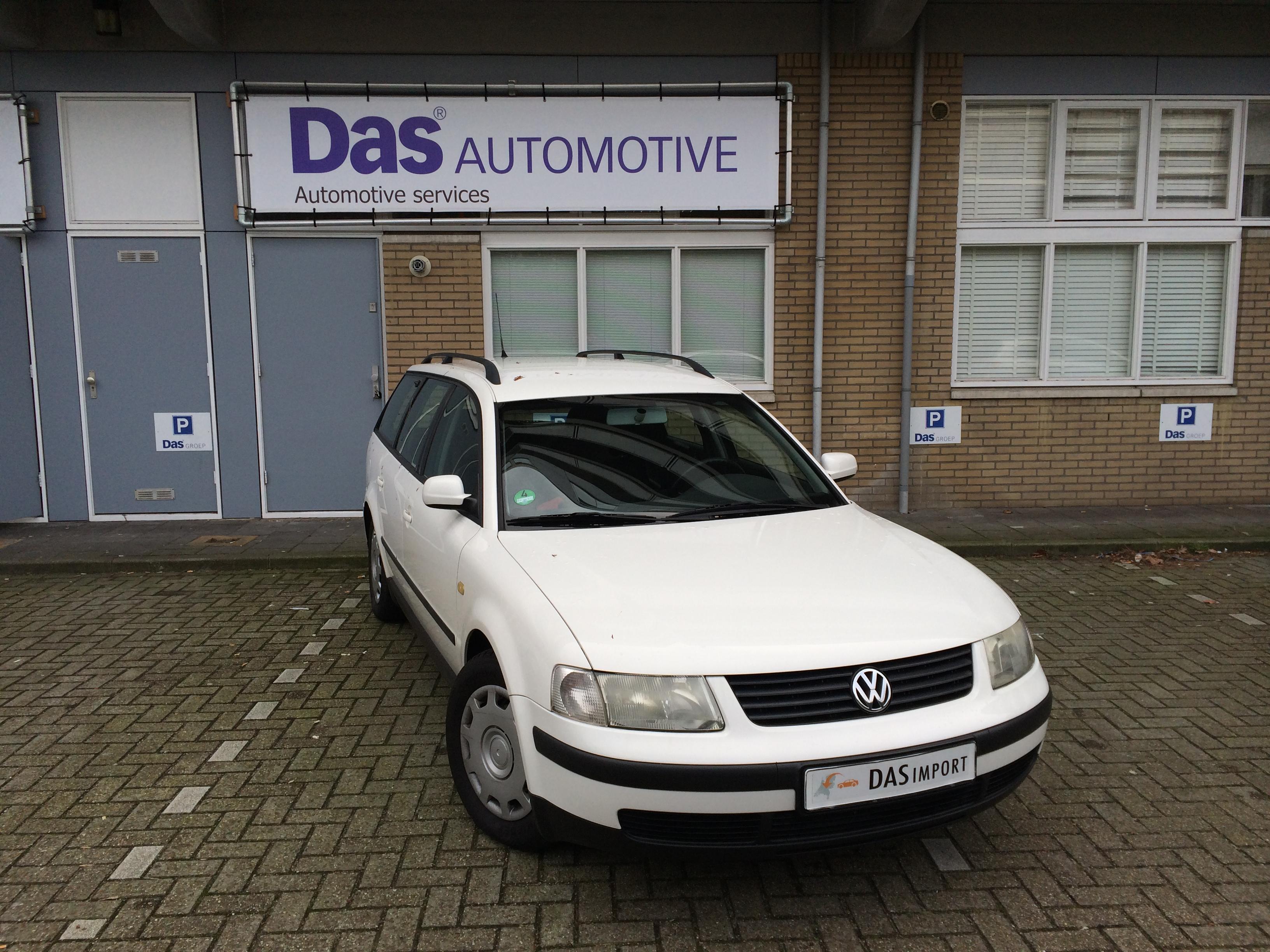 Importauto: Volkswagen Passat Variant 5/1999
