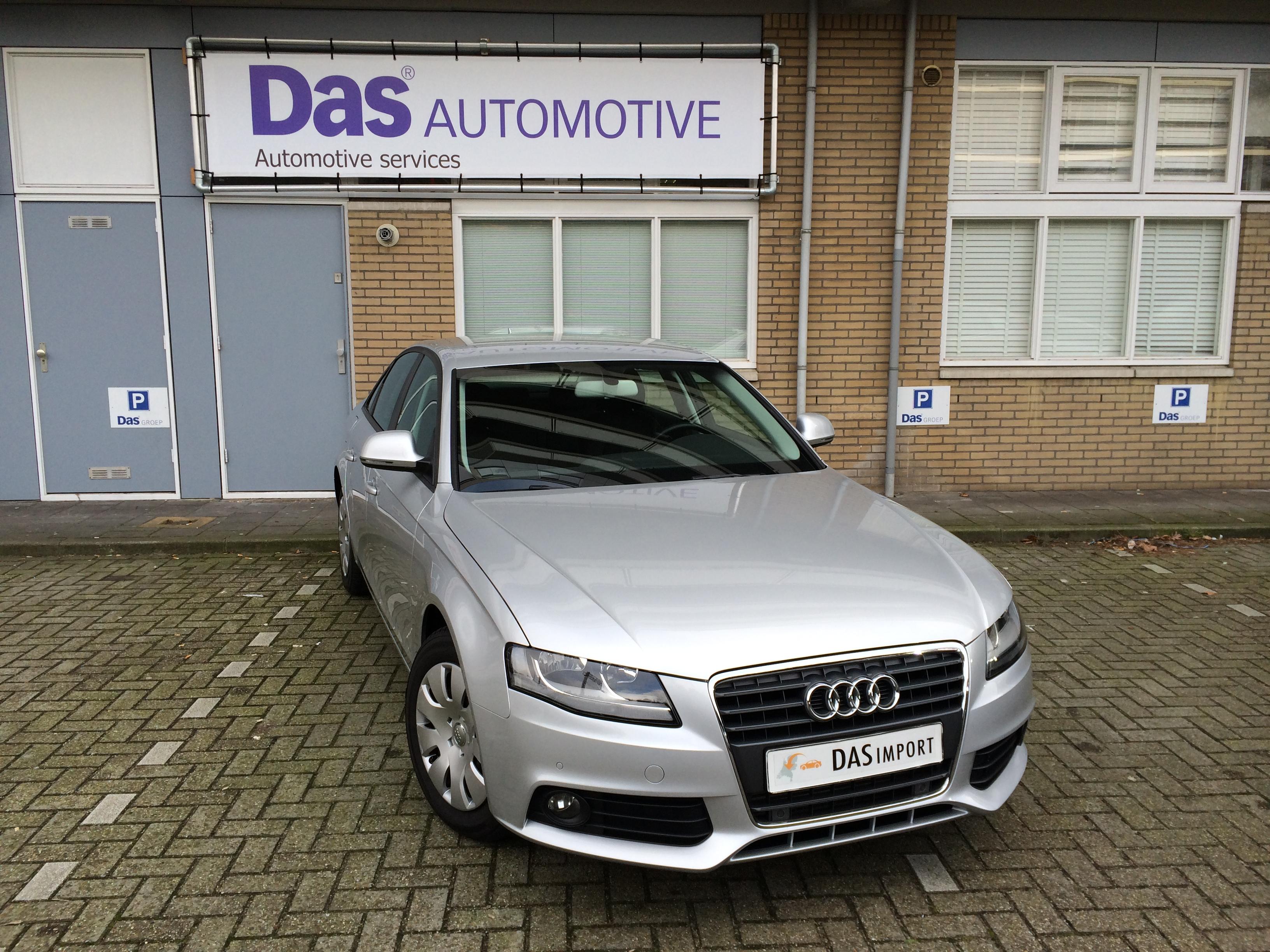 Importauto: Audi A4 2.0T Diesel 3/2009