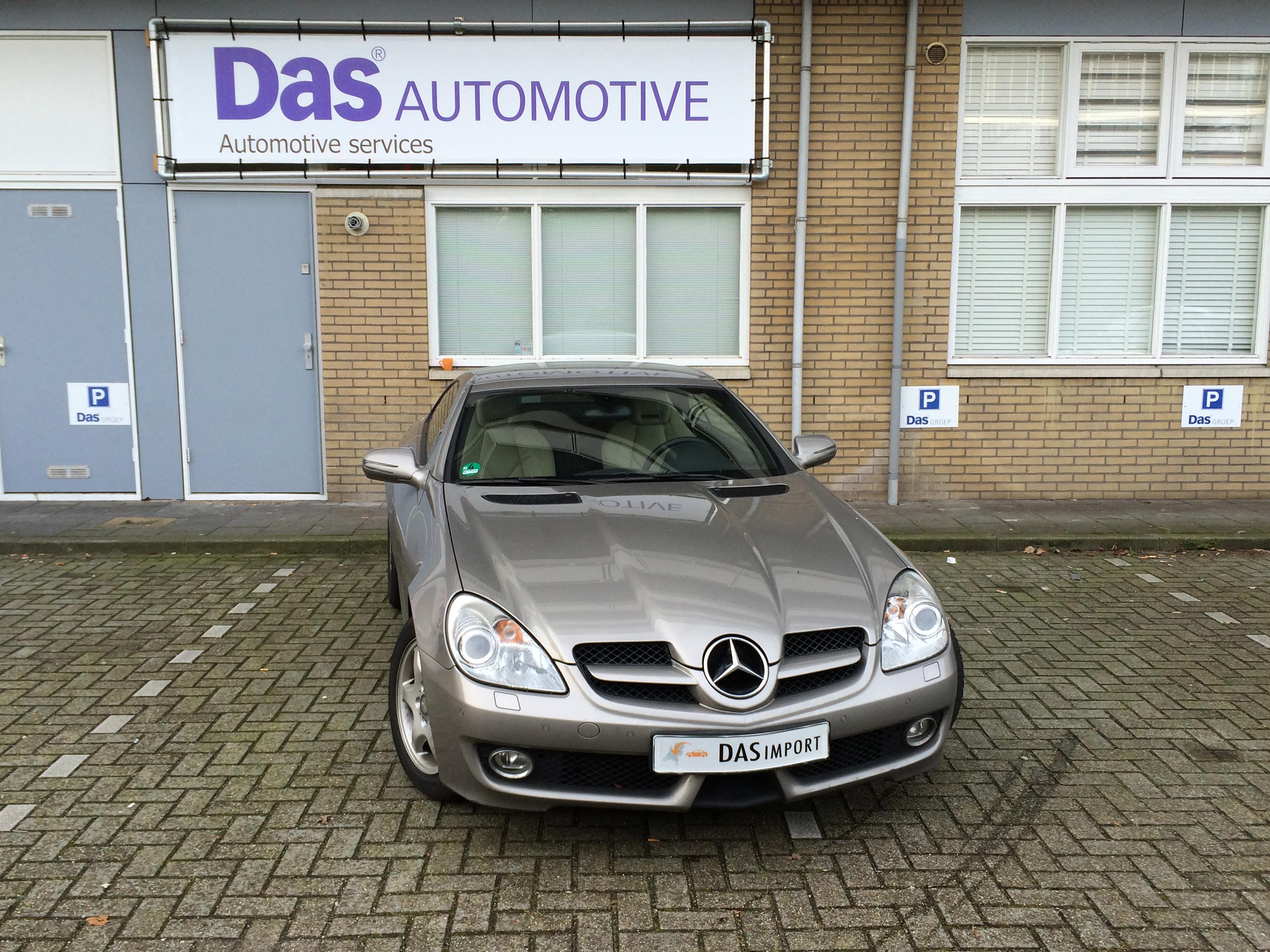 Importauto: Mercedes-Benz SLK 200 4/2008