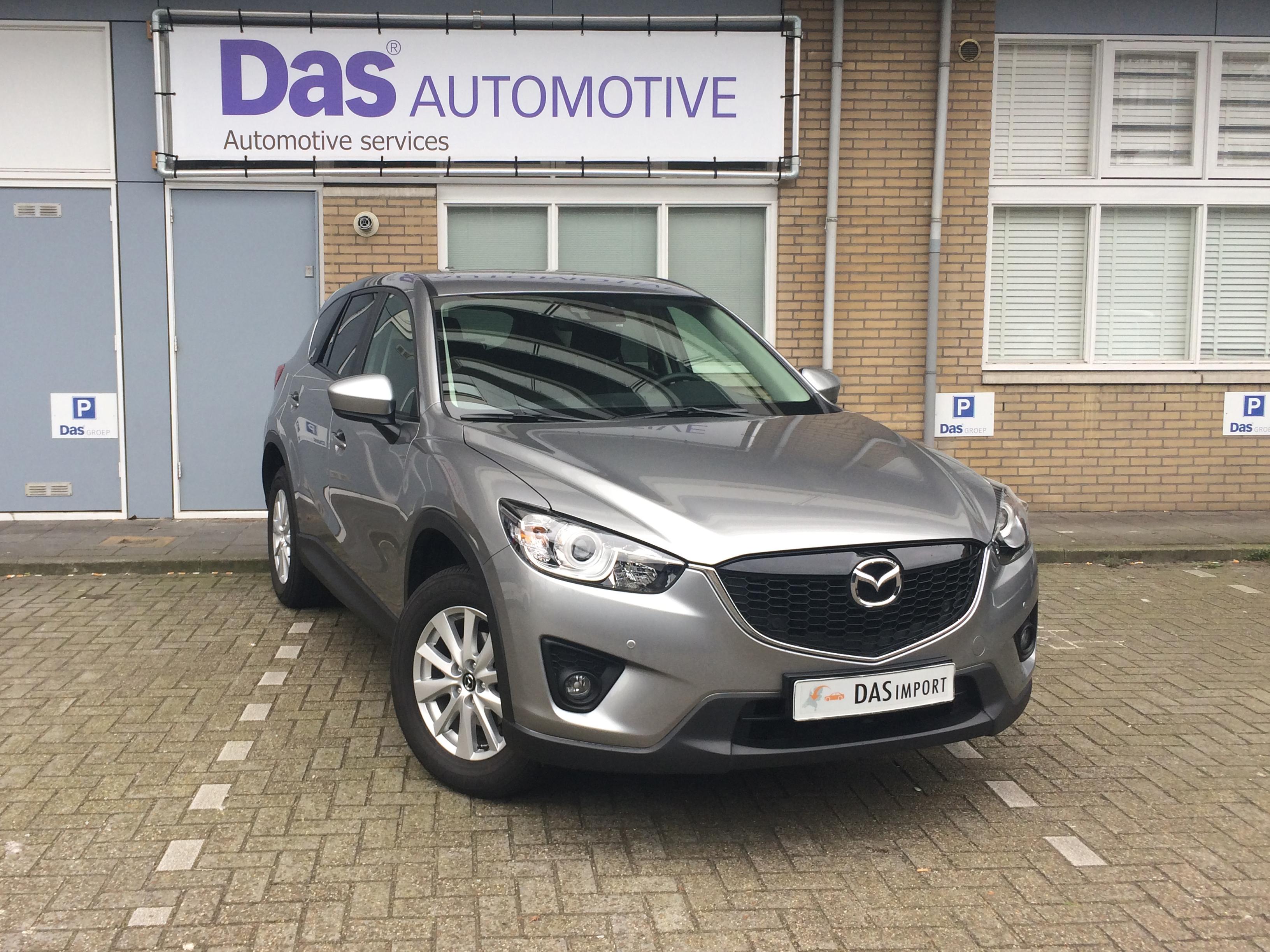 Importauto: Mazda CX-5 2.0 1/2013
