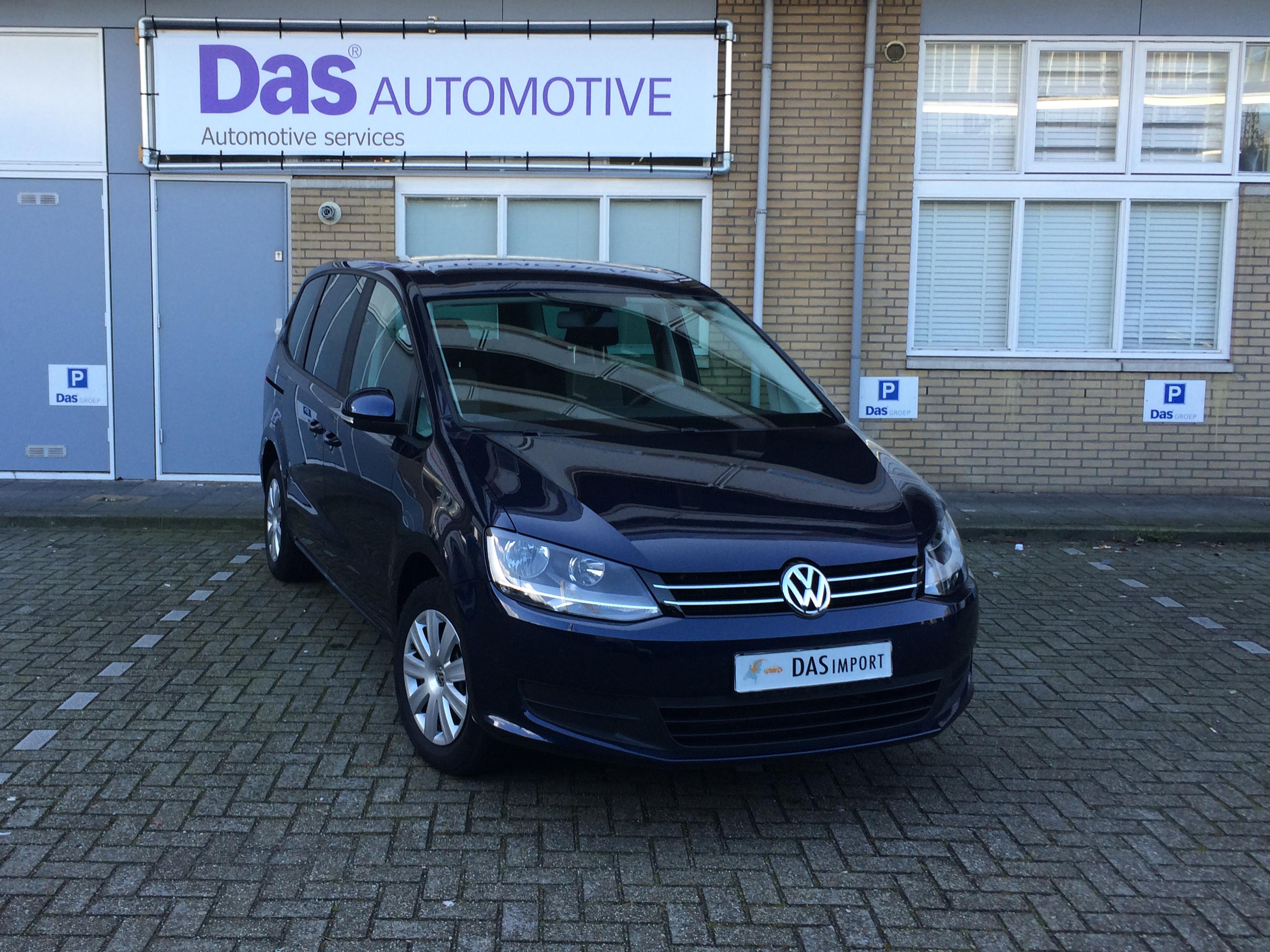 Importauto: Volkswagen Sharan 1.4 TSI Trendline BMT 10/2012