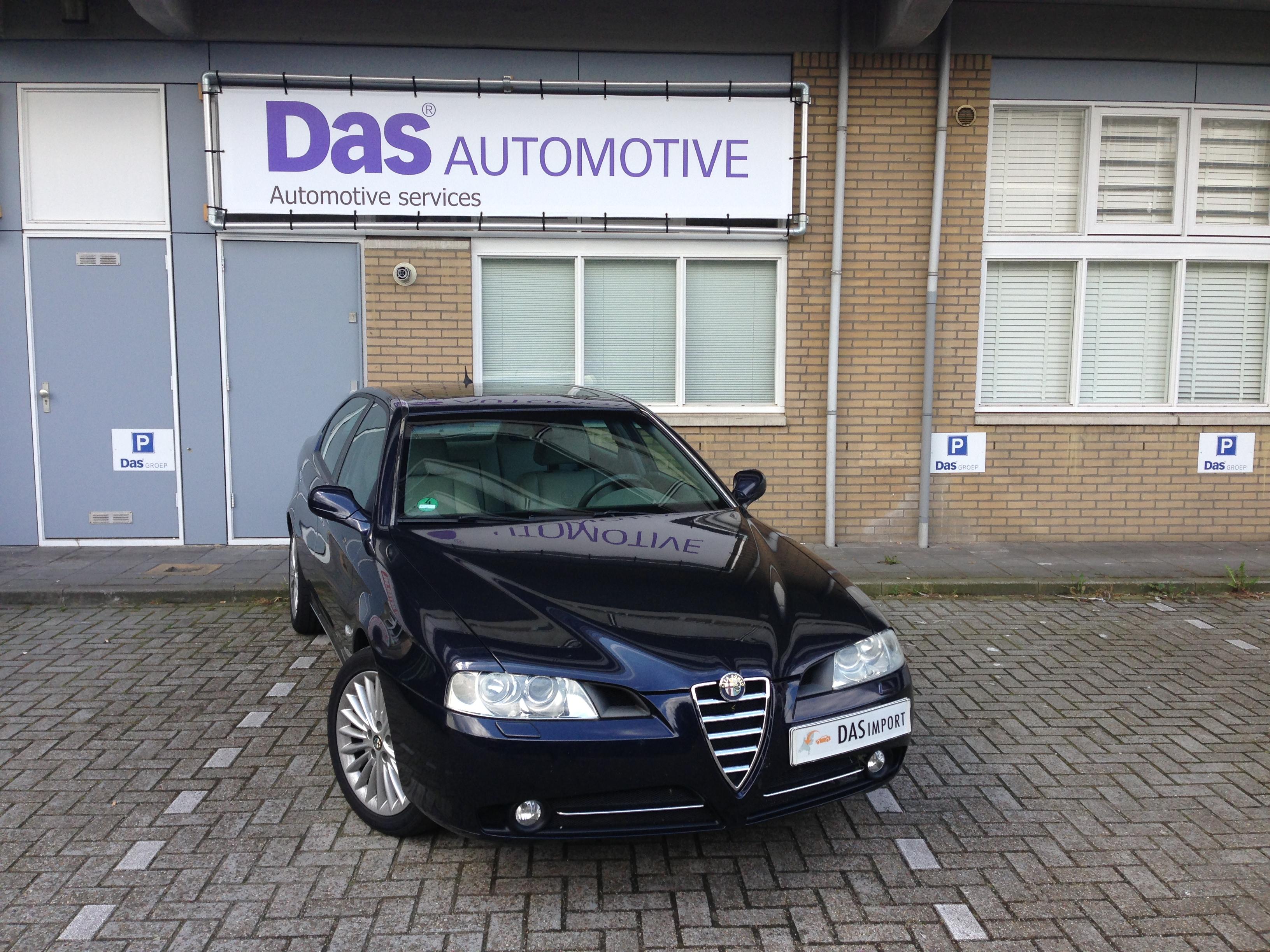 Importauto: Alfa Romeo 166 3.2 V6 24v Distinctive 3/2004