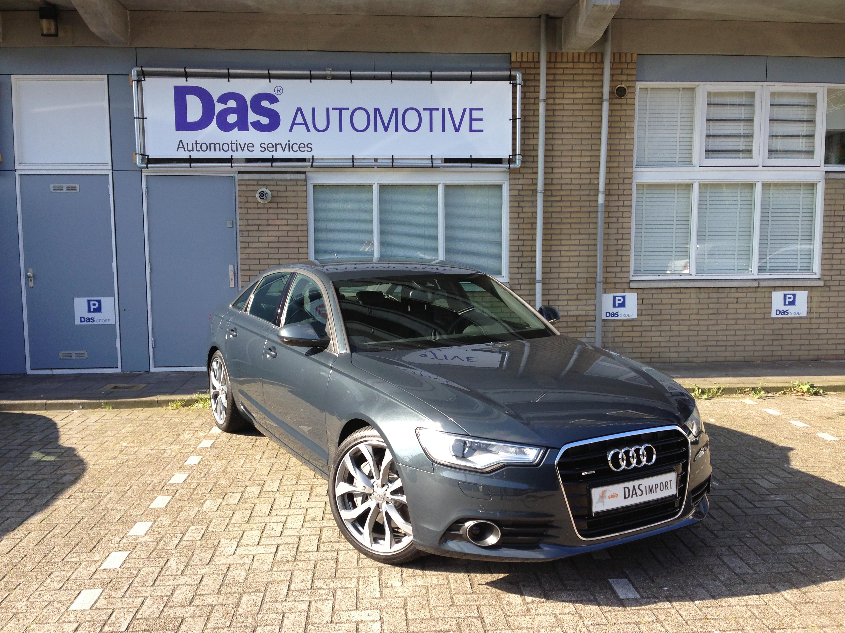 Importauto: Audi A6 3.0 TFSi quattro 2/2011