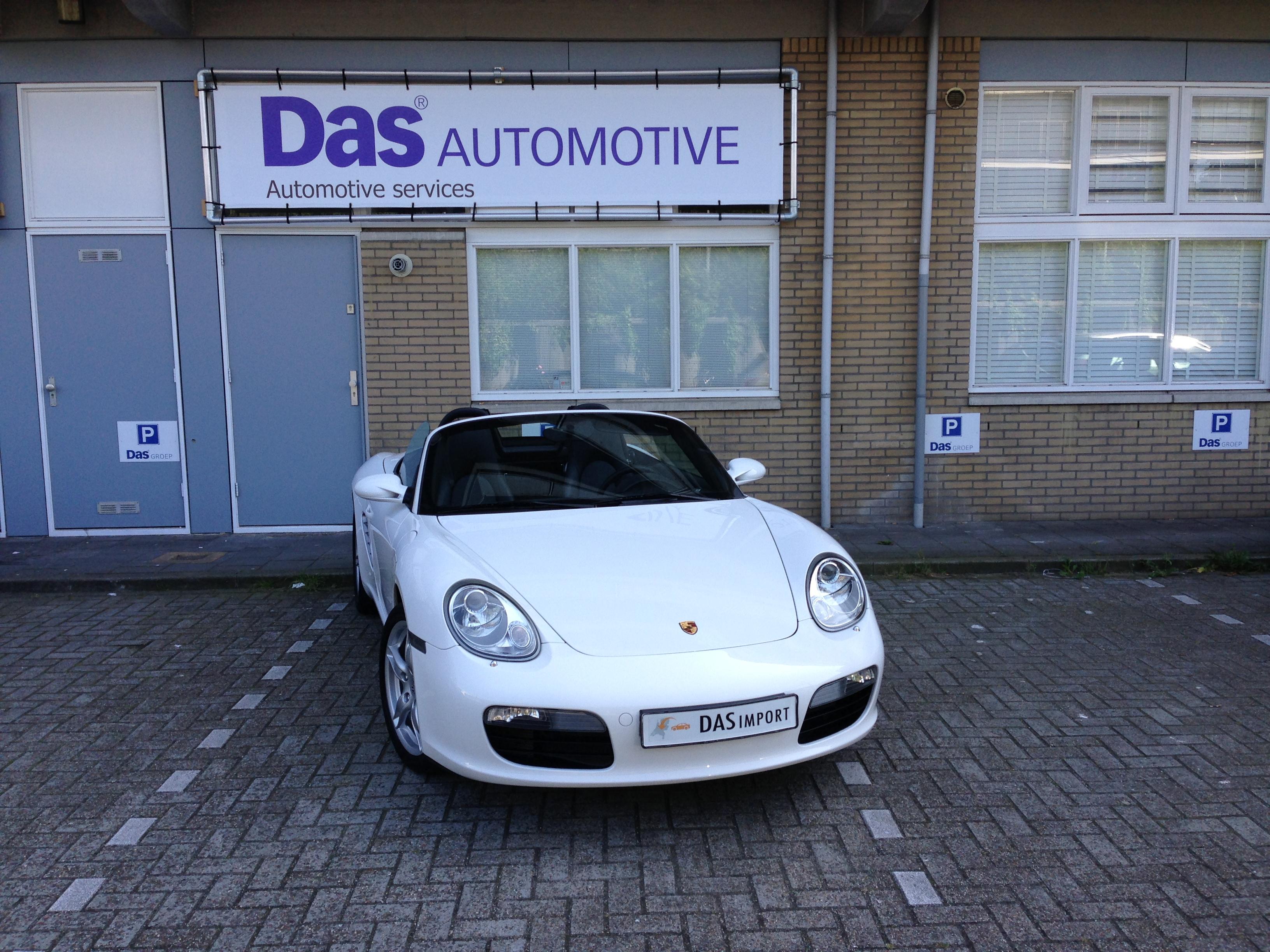 Importauto: Porsche Boxster 5v 2/2008