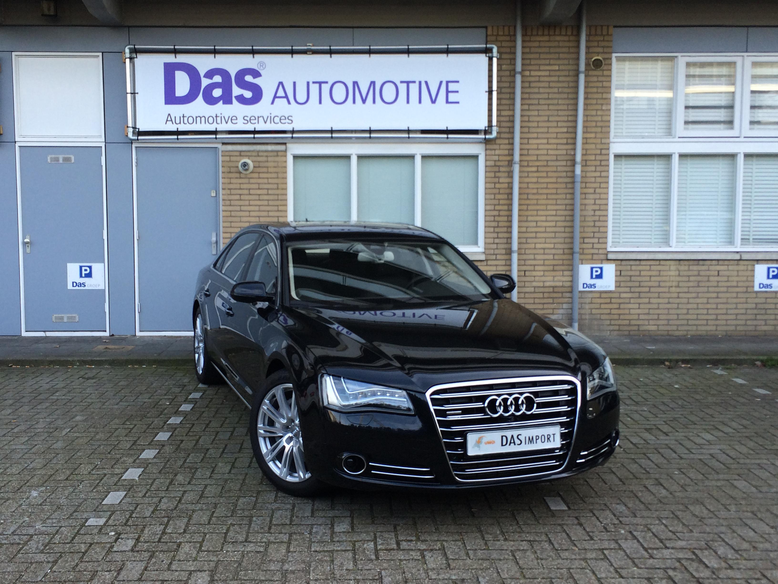 Importauto: Audi A8L 3.0TDI 7/12