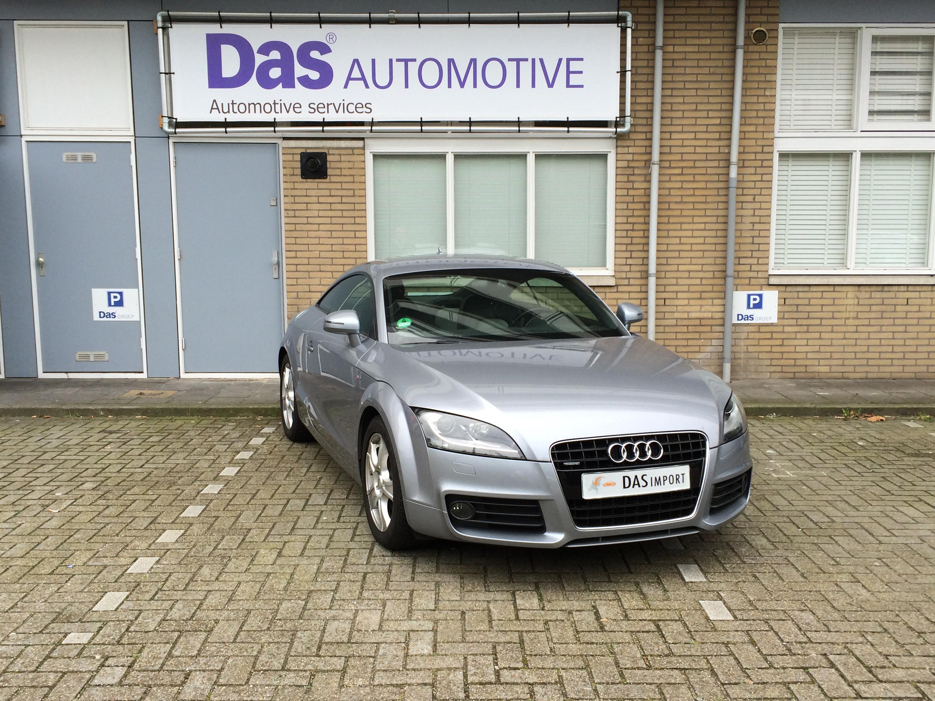 Importauto: Audi TT Coupe 3.2 quattro S tronic 9/2007