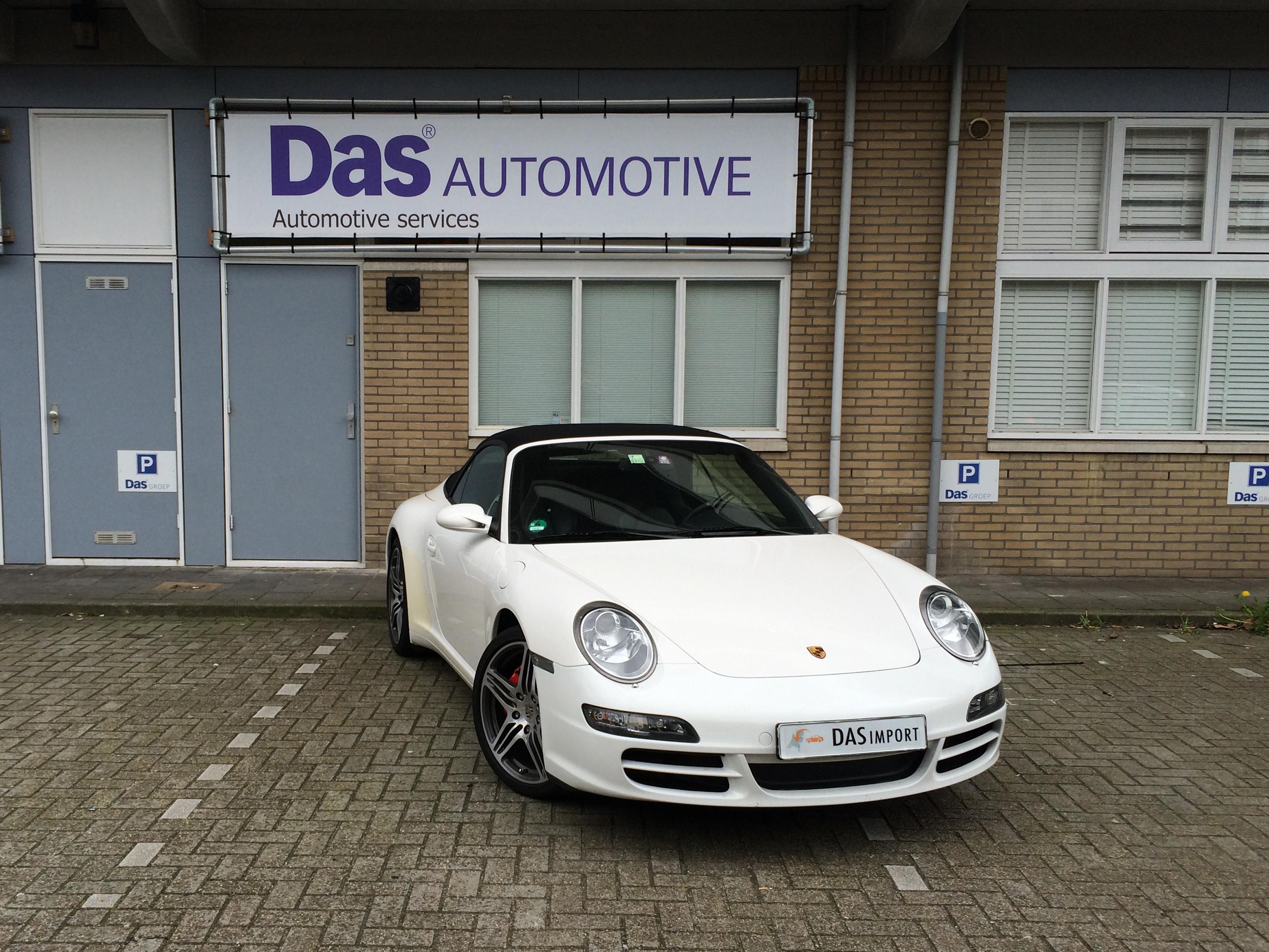 Importauto: Porsche 911 Carrera 4 Cabriolet S 4/2008
