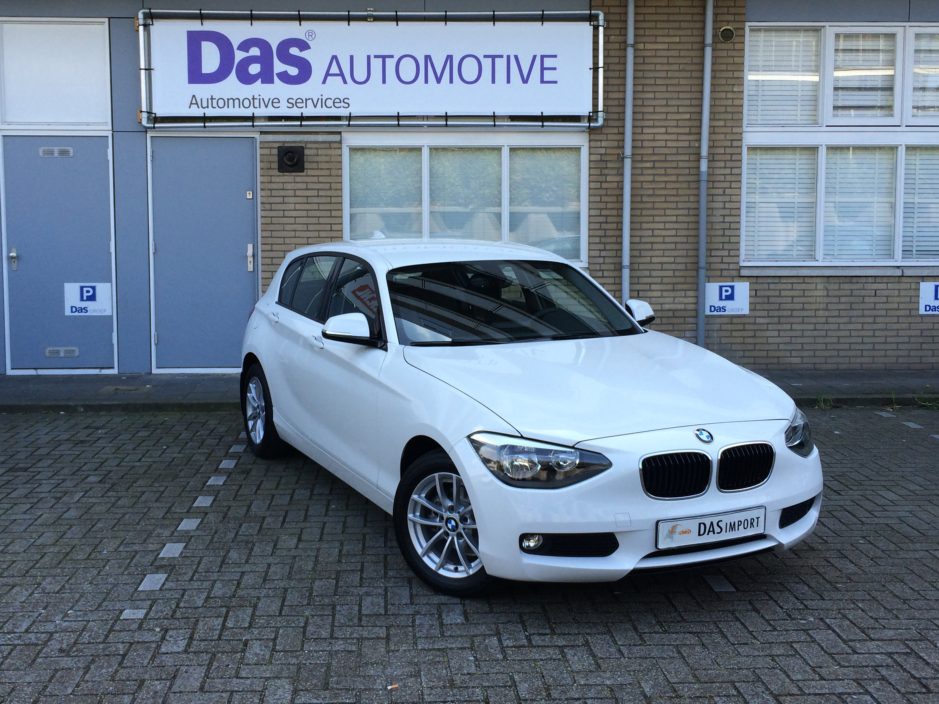 Importauto: BMW 1-Serie 5-deurs 116i 6/2012