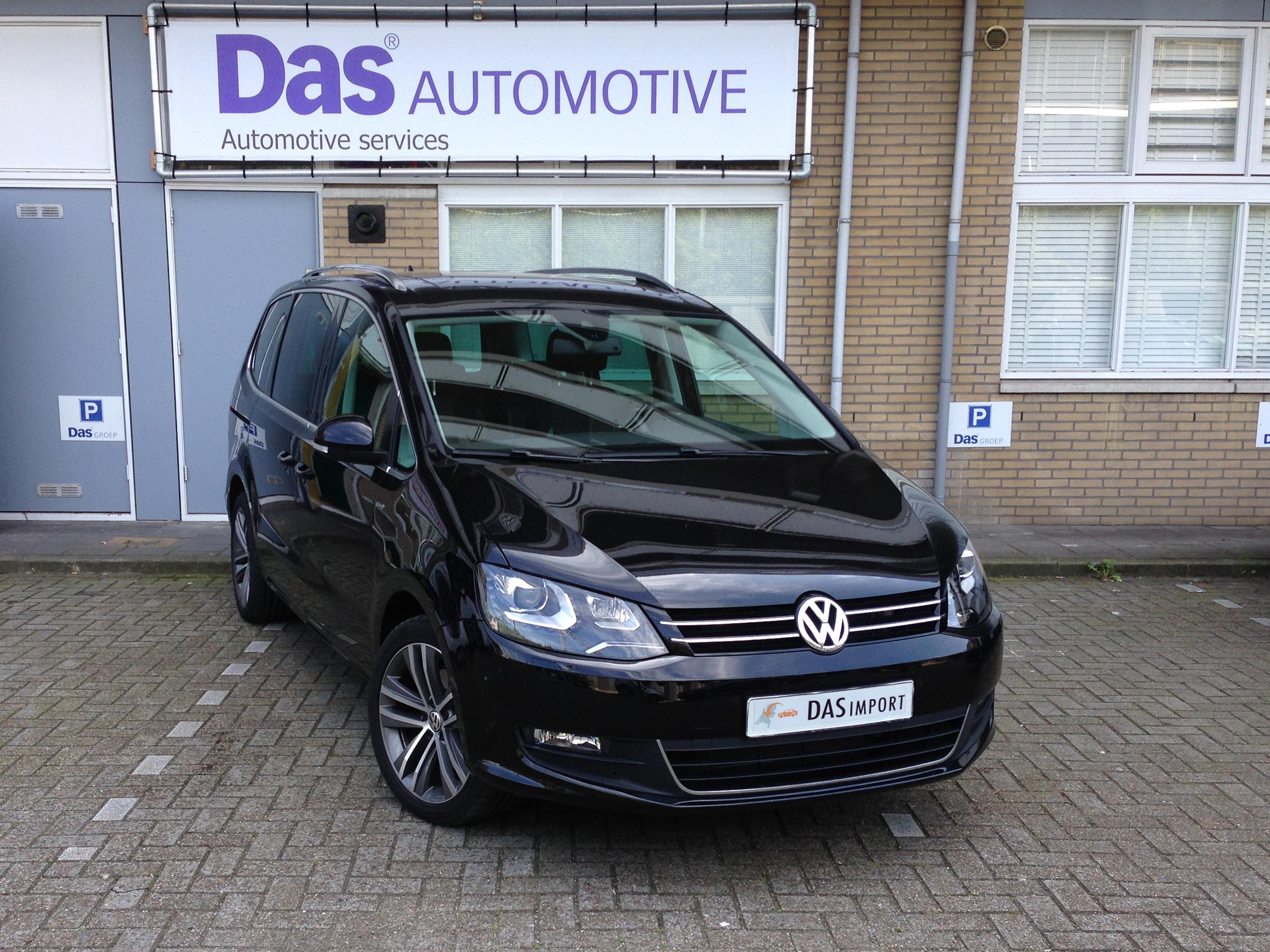Importauto: Volkswagen Sharan Diesel 2.0 TDI 130kW Highline BMT DSG 6/2013