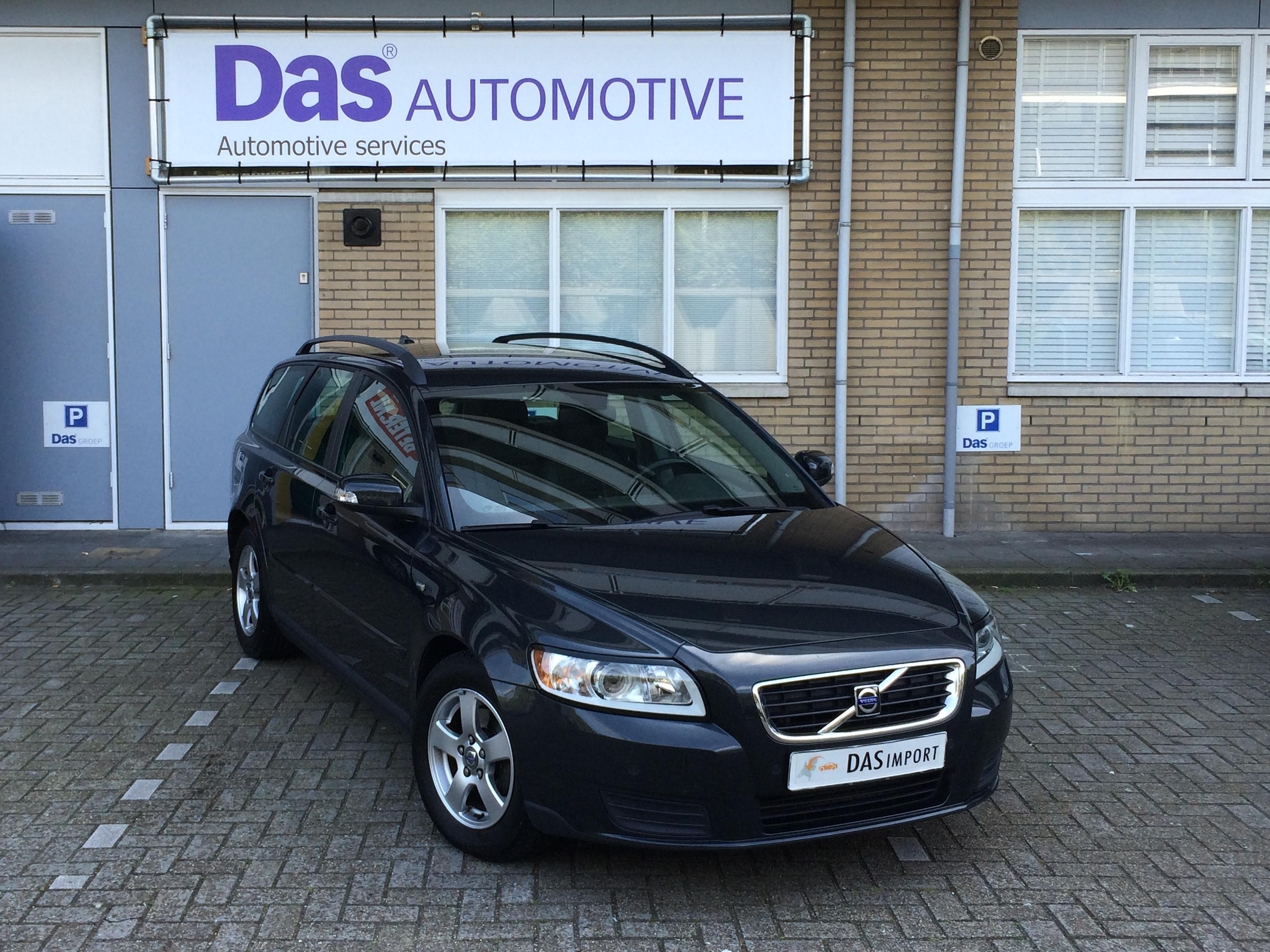 Importauto: Volvo V50 3/2009