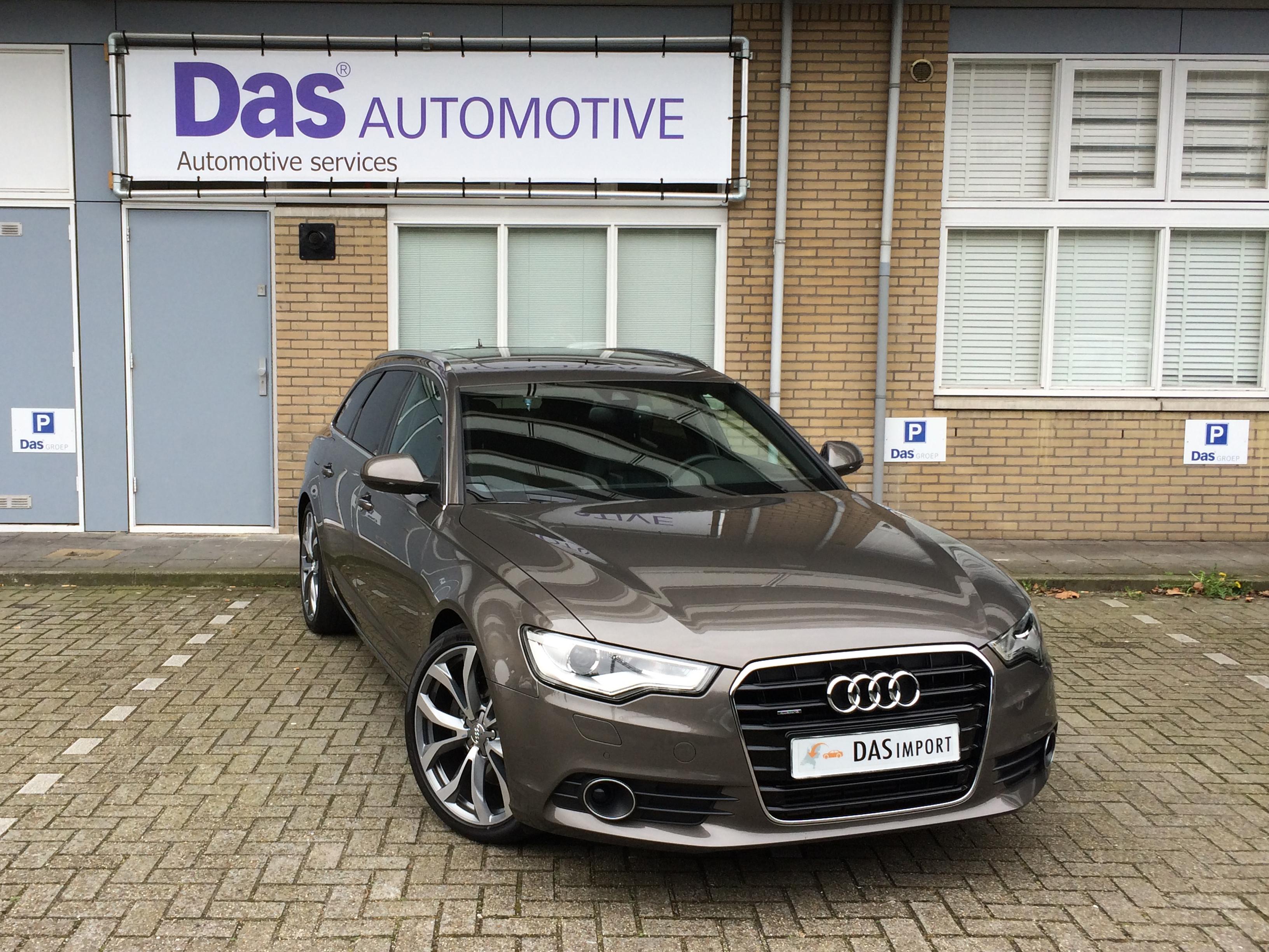 Importauto: Audi A6 Avant Diesel 3.0 TDI 180kW quattro S tronic 12/2012