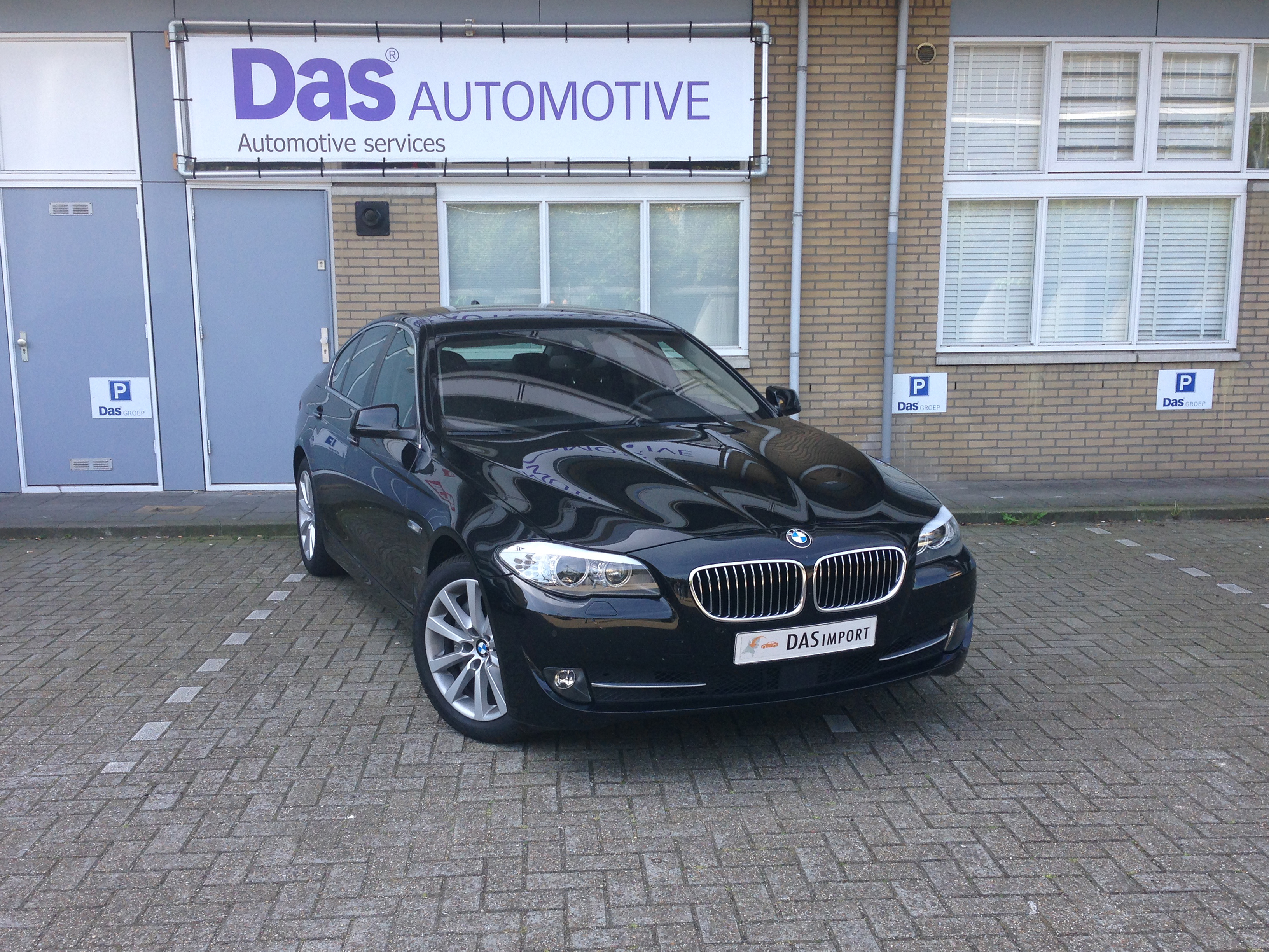 Importauto: BMW 5-serie - 525d 3/2013