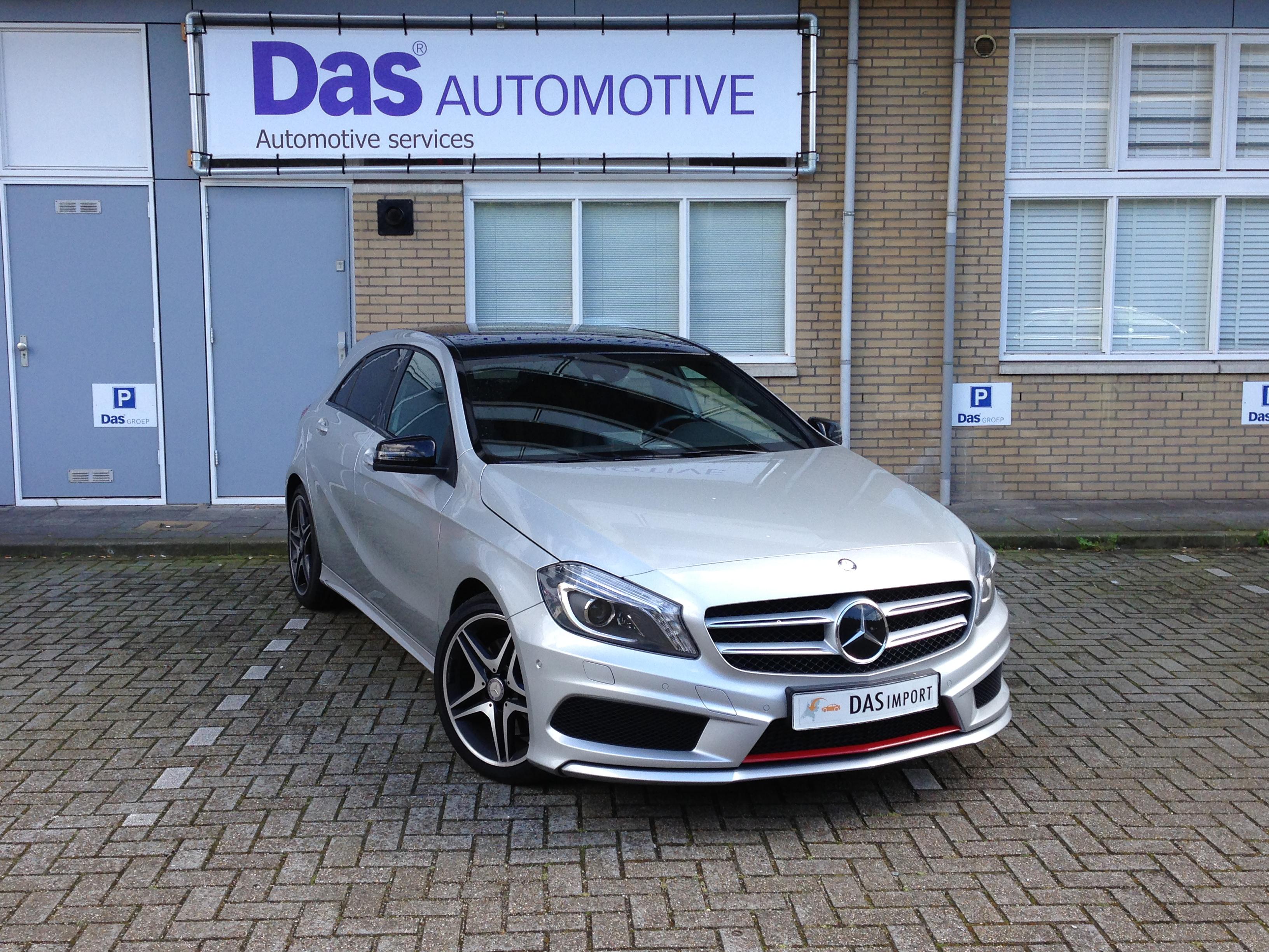 Importauto: Mercedes-Benz A-Klasse A 250 BlueEFFICIENCY Aut. 8/2012