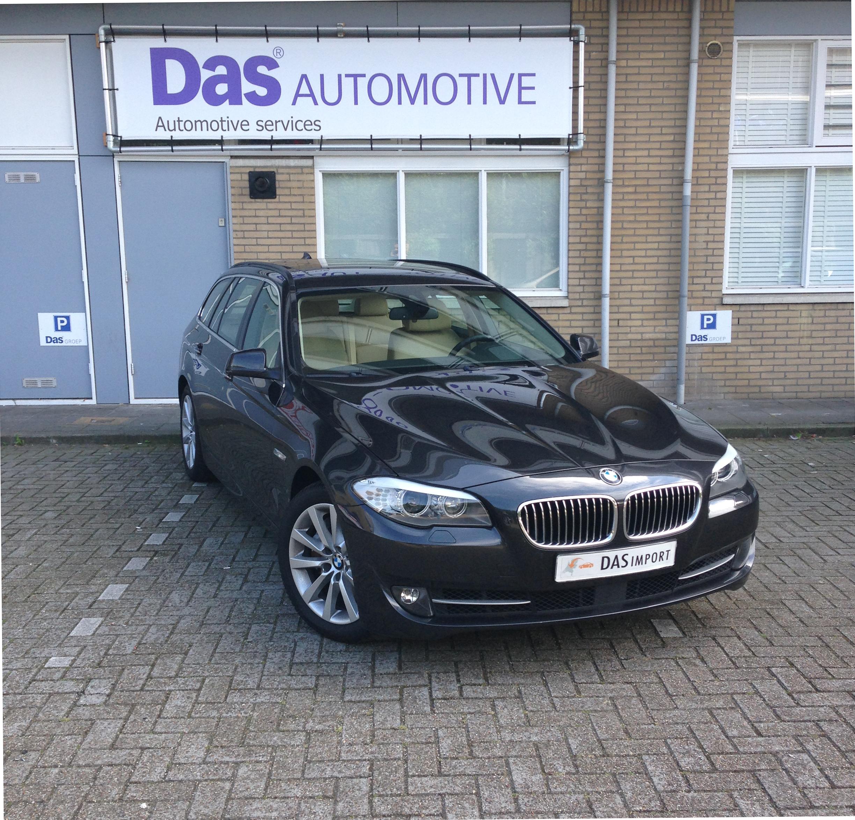 Importauto: BMW 5-Serie Touring Diesel 535dA 5/2013