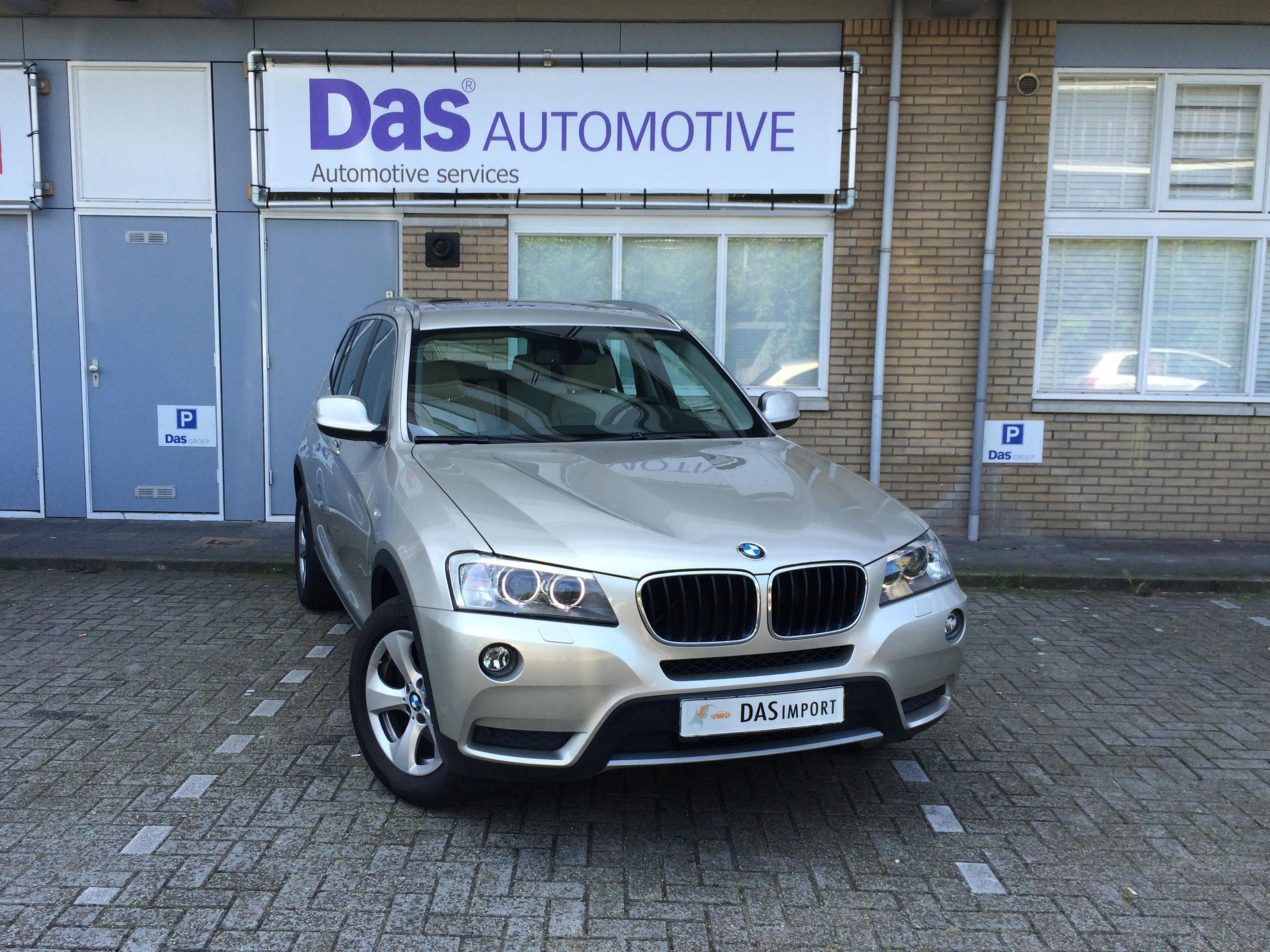 Importauto: BMW X3 xDrive 20iA 4/2013
