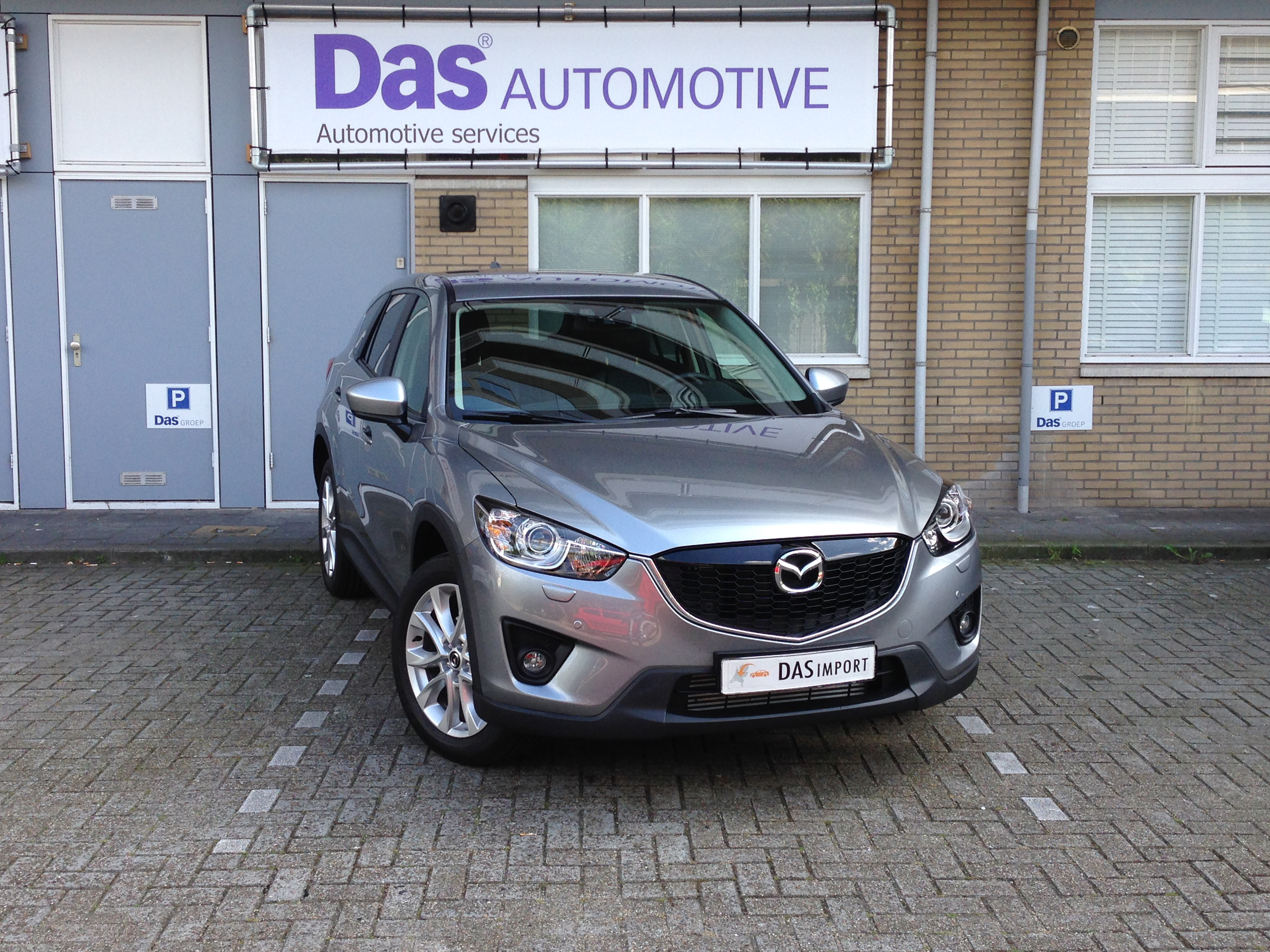 Importauto: Mazda CX-5 Diesel 2.2D 175pk 4WD AT GT-M 11/2013